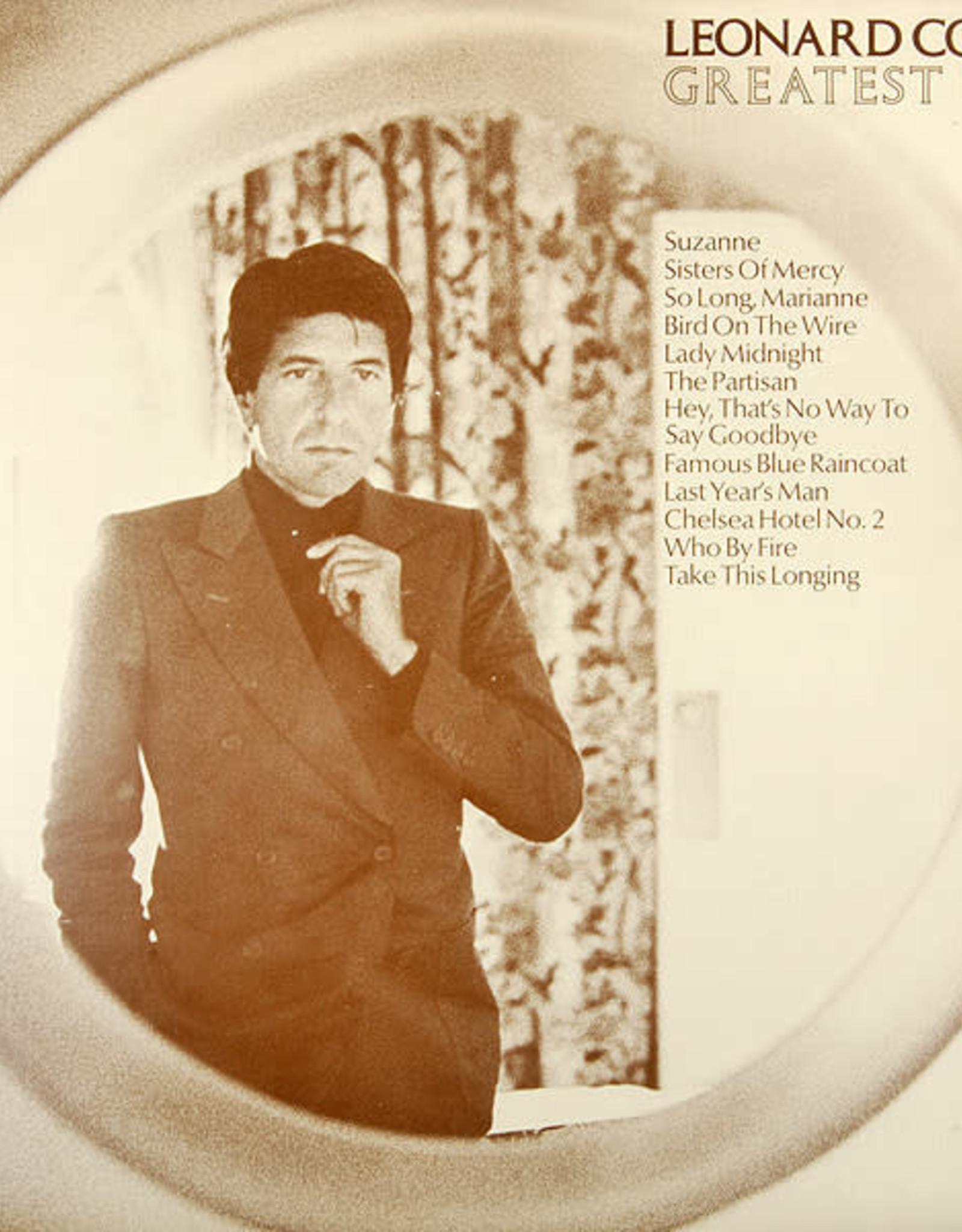 Leonard Cohen - Greatest Hits (150G/Dl Card)