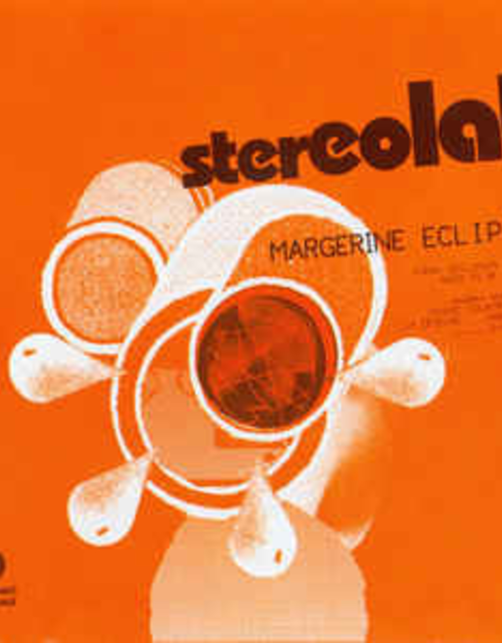 Stereolab - Margerine Eclipse [Expanded Edition] (Limited Clear Vinyl)