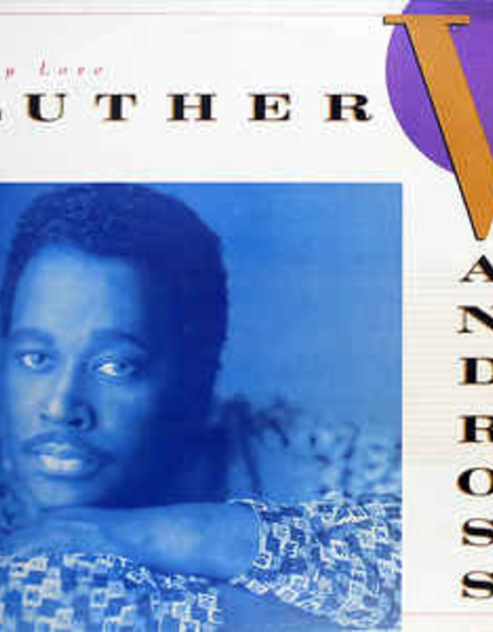Luther Vandross - Any Love (Sealed with slit)
