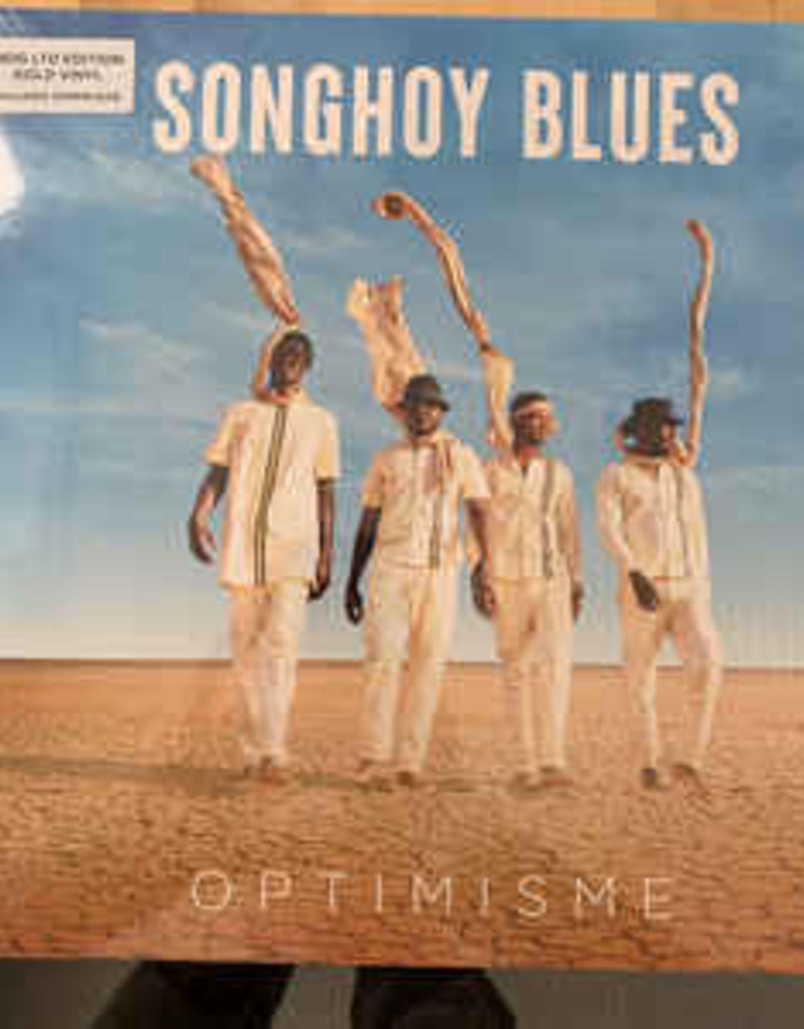 Songhoy Blues - Optimisme - Gold Vinyl