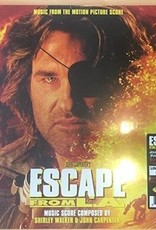 Shirley Walker & John Carpenter - Escape From L.A.--Music From The Motion Picture Score (2 Lp, Colored Vinyl, Limited Edition)