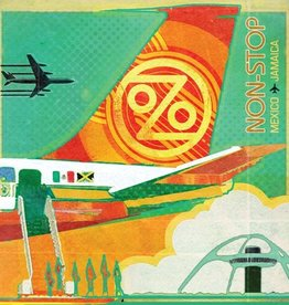 Ozomotli - Non-Stop Mexico to Jamaica (Orange Vinyl)