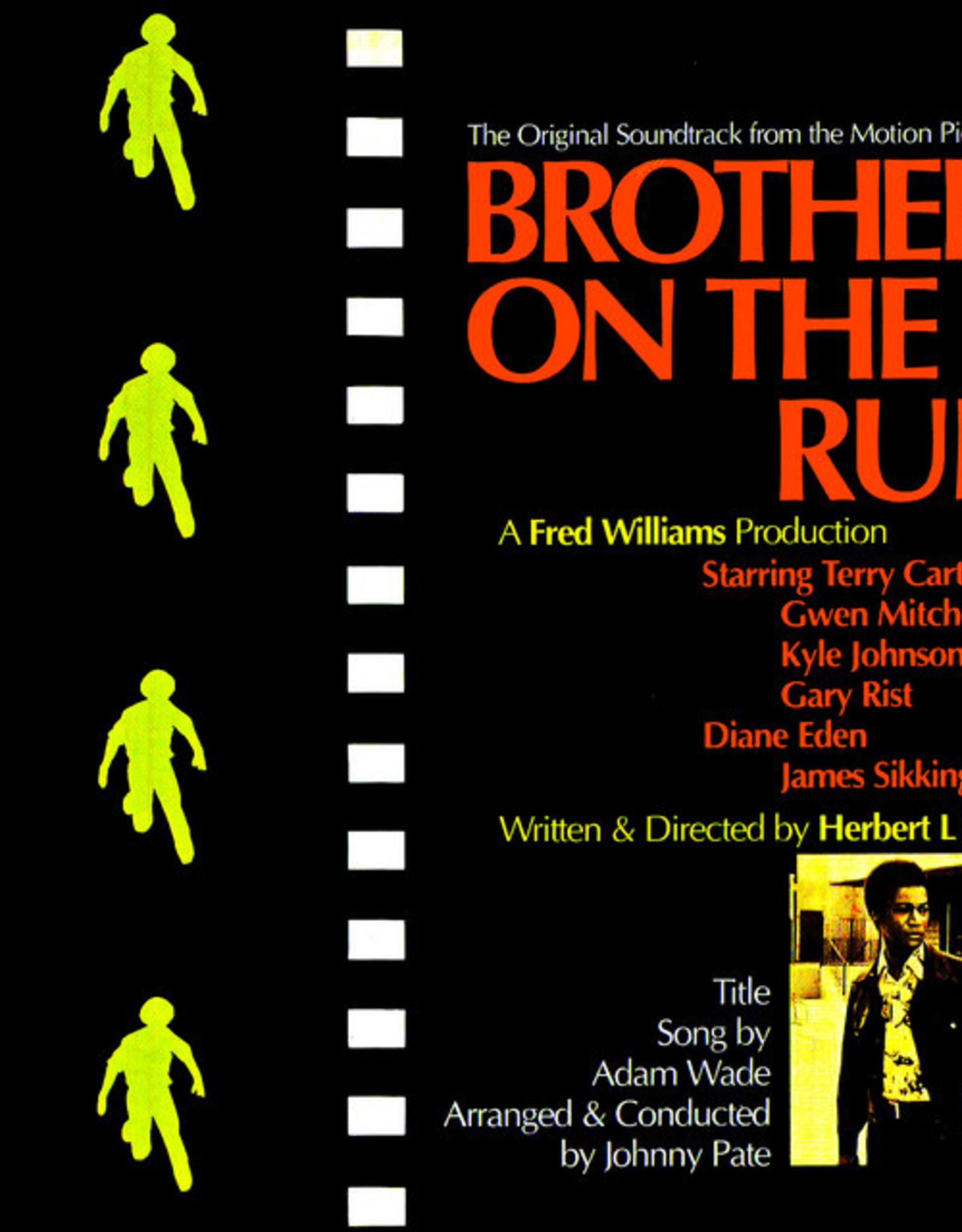 Brother On The Run - Original Soundtrack