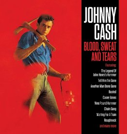 Johnny Cash - Blood, Sweat and Tears