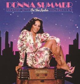 Donna Summer (2 Lp'S  - 180 Greatest Hits Vol 1 & 2 (Pink Vinyl)