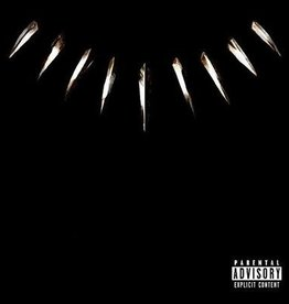 Black Panther - The Album: Music From and Inspired By the Film