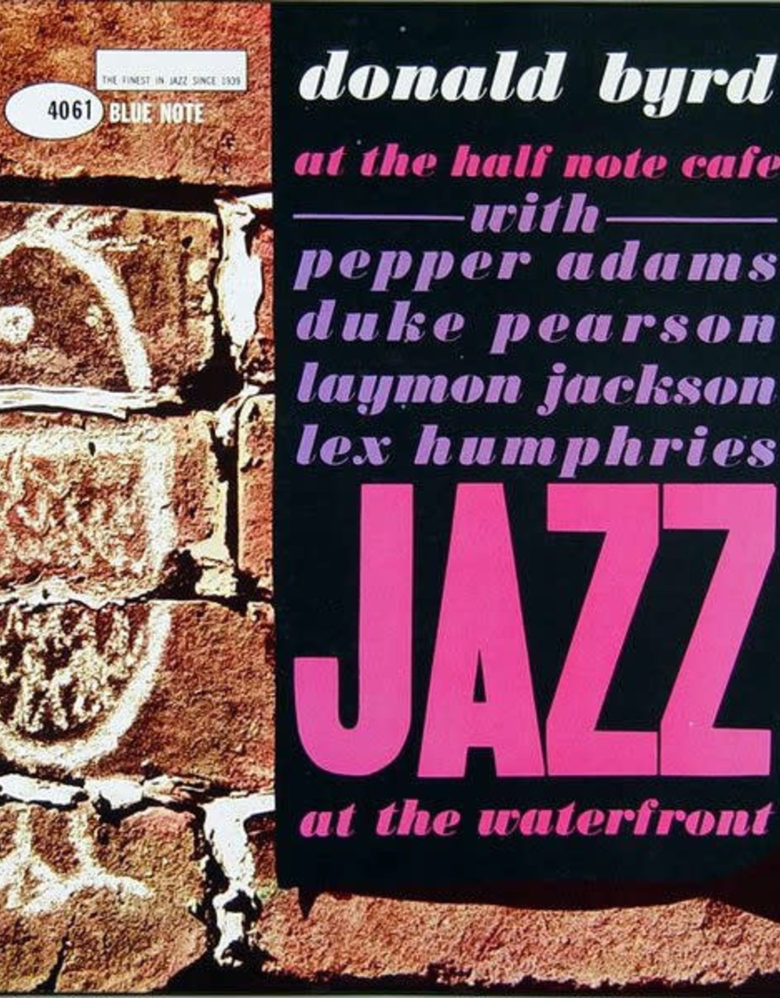 Donald Byrd - At The Half Note Cafe