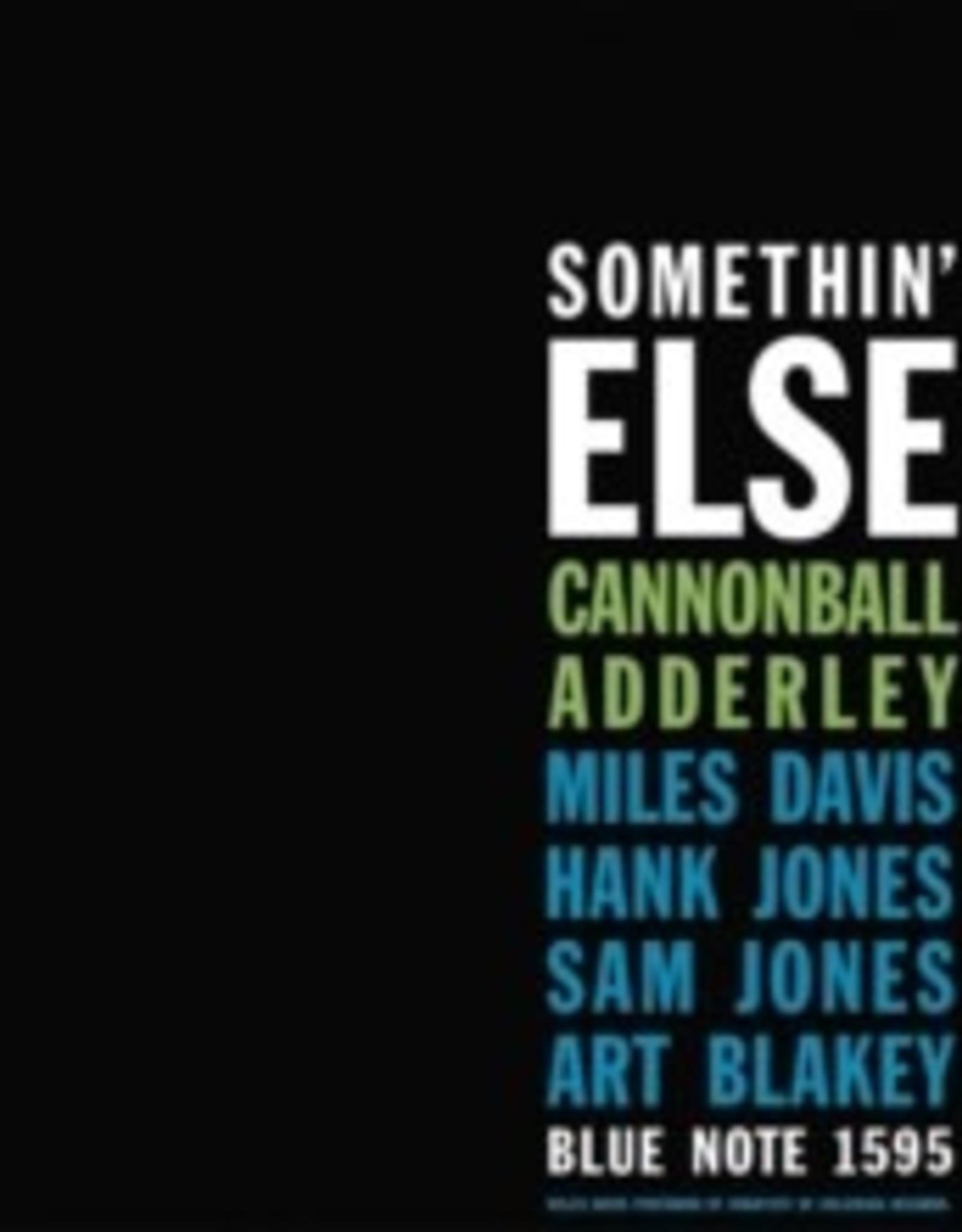 Cannonball Adderly - Somethin' Else (Analog Master)