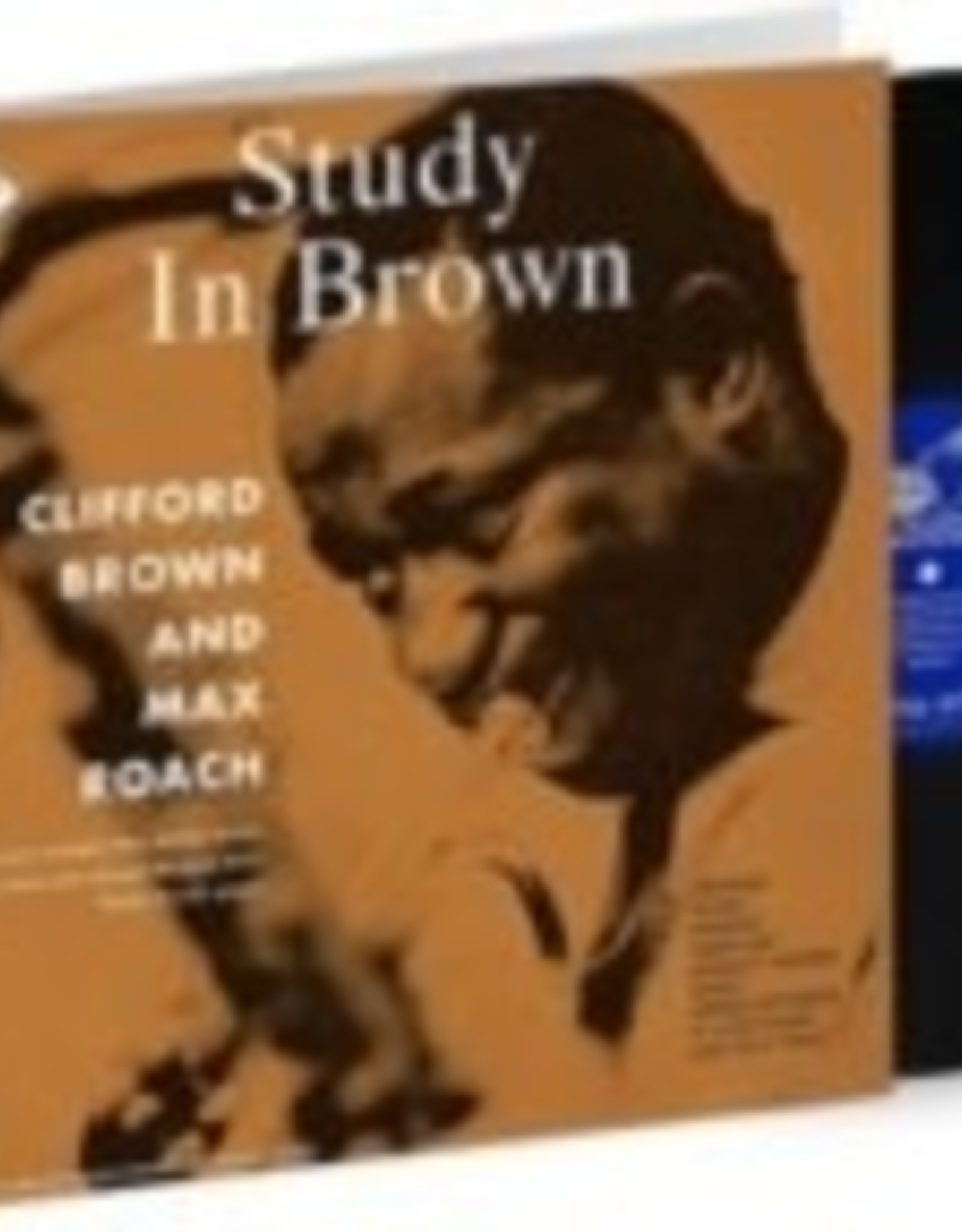 Clifford Brown and Max Roach - A Study In Brown (Analog Master)