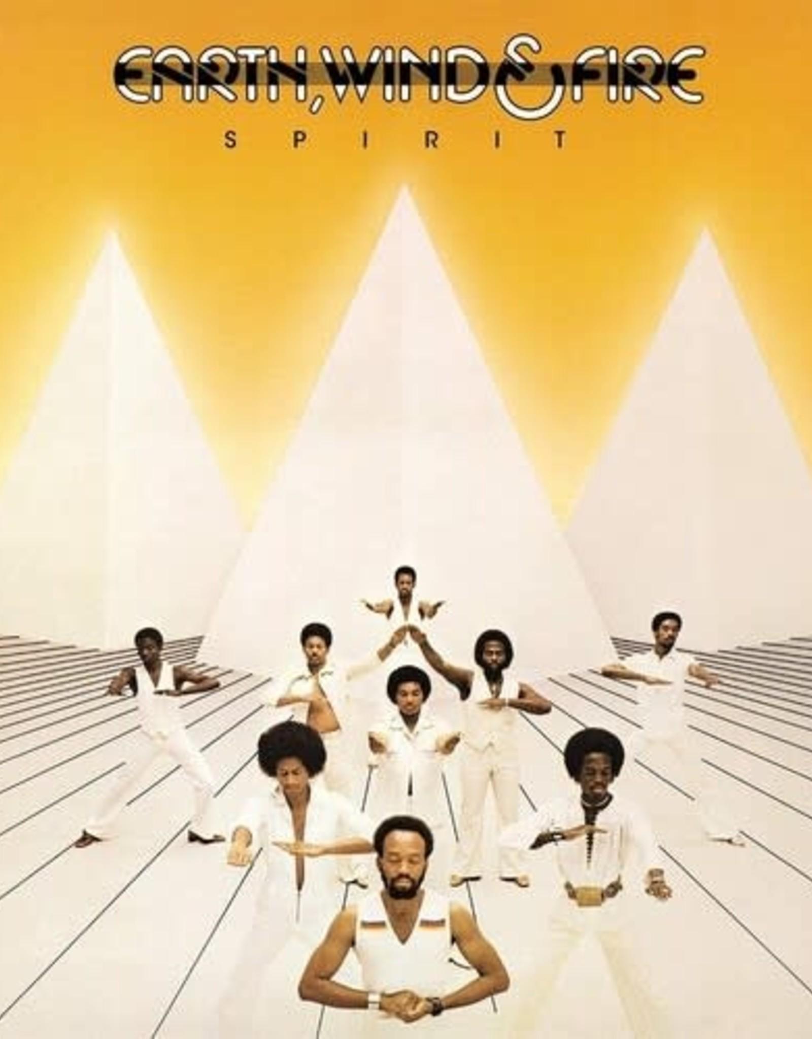 Earth, Wind & Fire - Spirit [Limited 180-Gram Flaming Orange Vinyl]