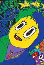 Claud - Super Monster  (Green & Blue Split Vinyl)