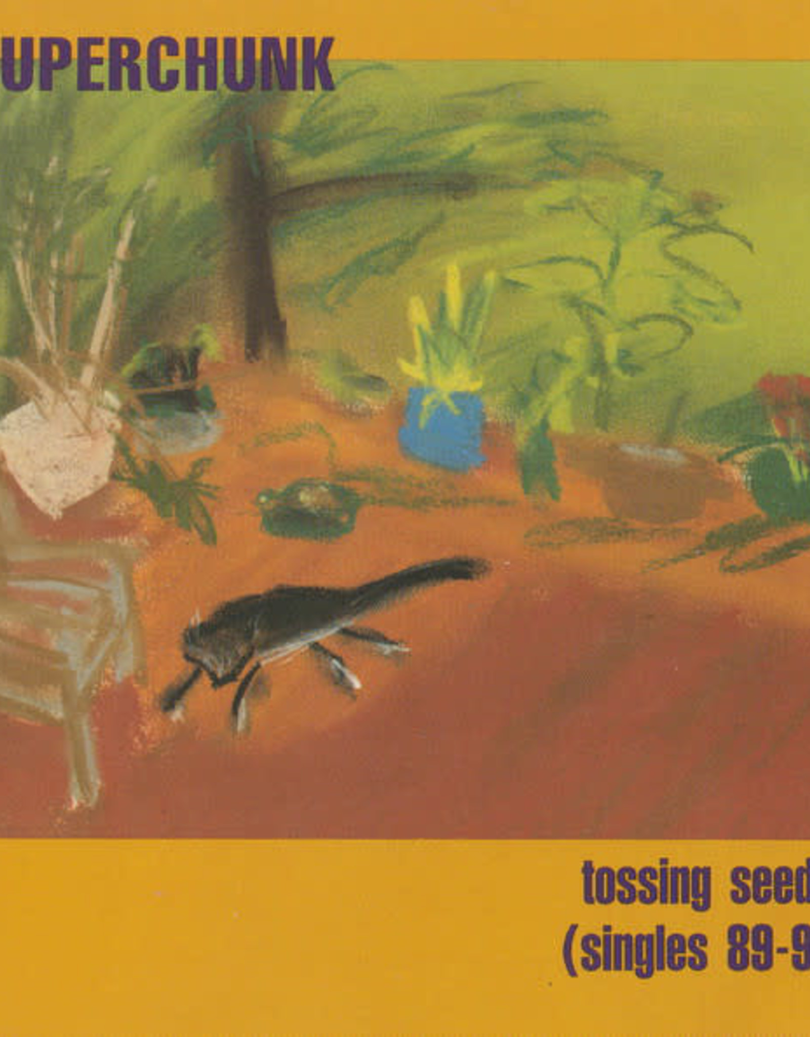 Superchunk - Tossing Seeds (Singles 1989-91)