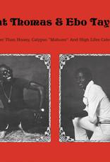 "Pat Thomas & Ebo Taylor - Sweeter Than Honey, Calypso """"Mahuno"""" And High Lifes Celebration"