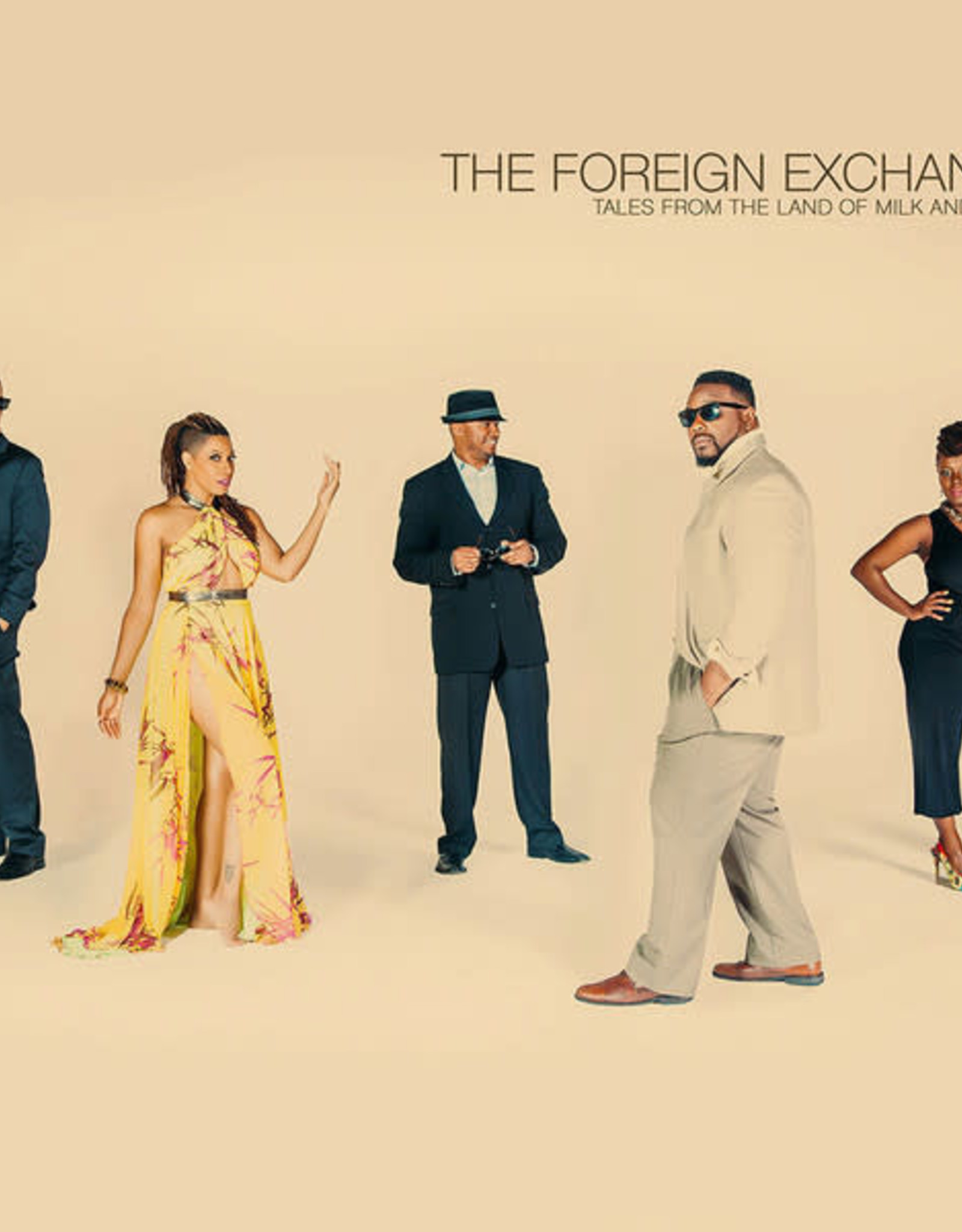 Foreign Exchange - Tales From The Land Of Milk And Honey (2Lp Color Vinyl)