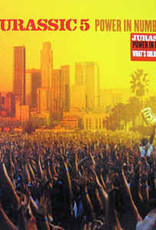 Jurassic 5 - Power In Numbers ( Lp'S)
