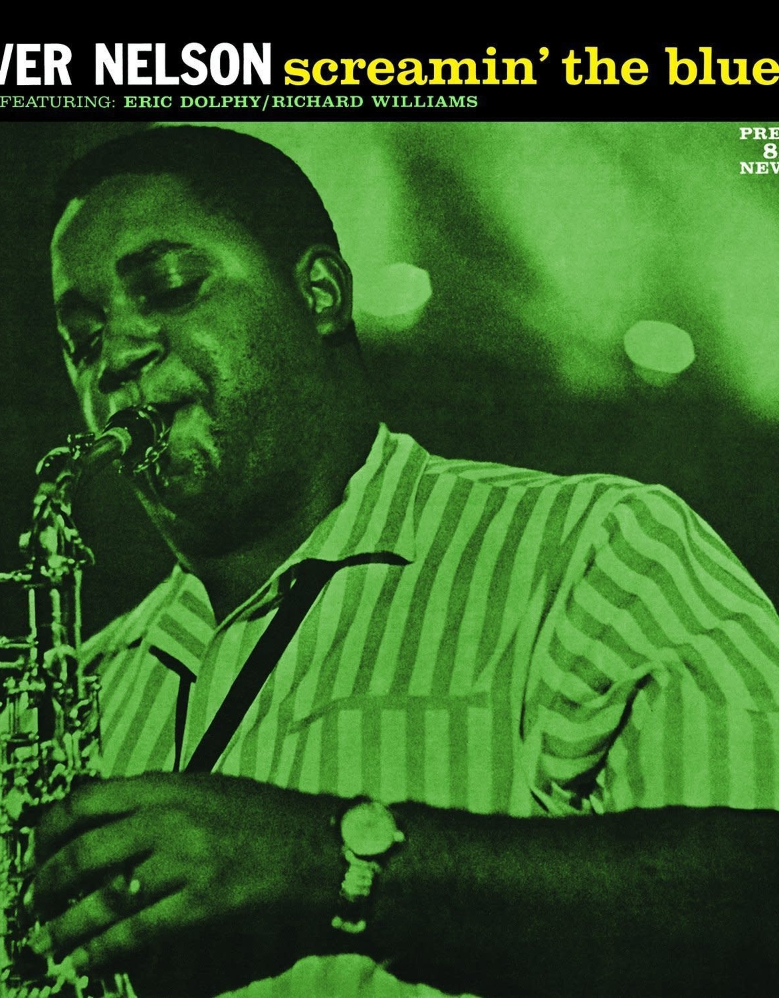 Oliver Nelson - Screamin' The Blues (Eric Dolphy)
