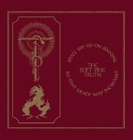 The Soft Pink Truth - Shall We Go On Sinning So That Grace May Increase (Limited Edition, Gold, Indie Exclusive)