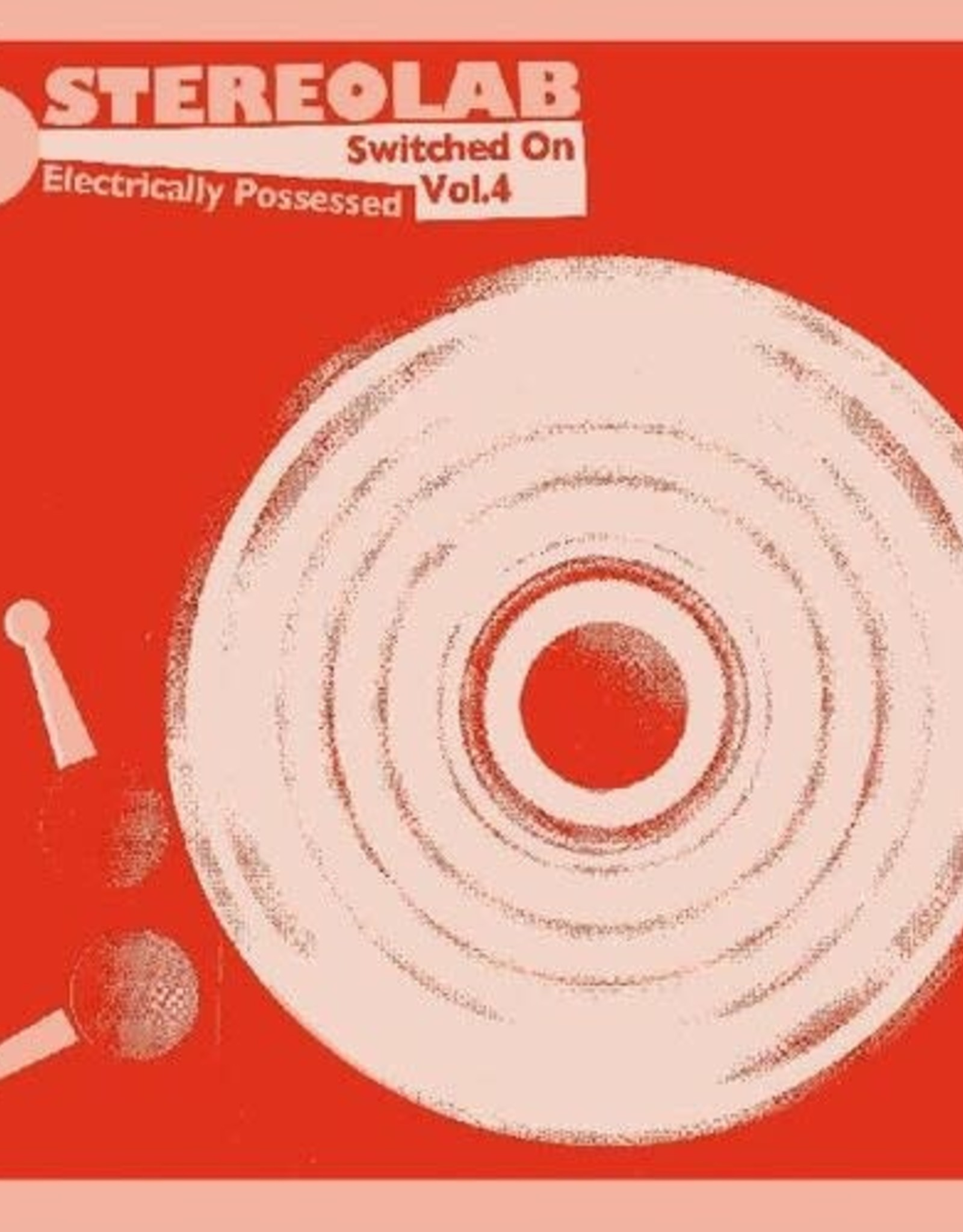 Stereolab - Electrically Possessed (switched On Volume 4)(Limited Mirrorboard Sleeve)