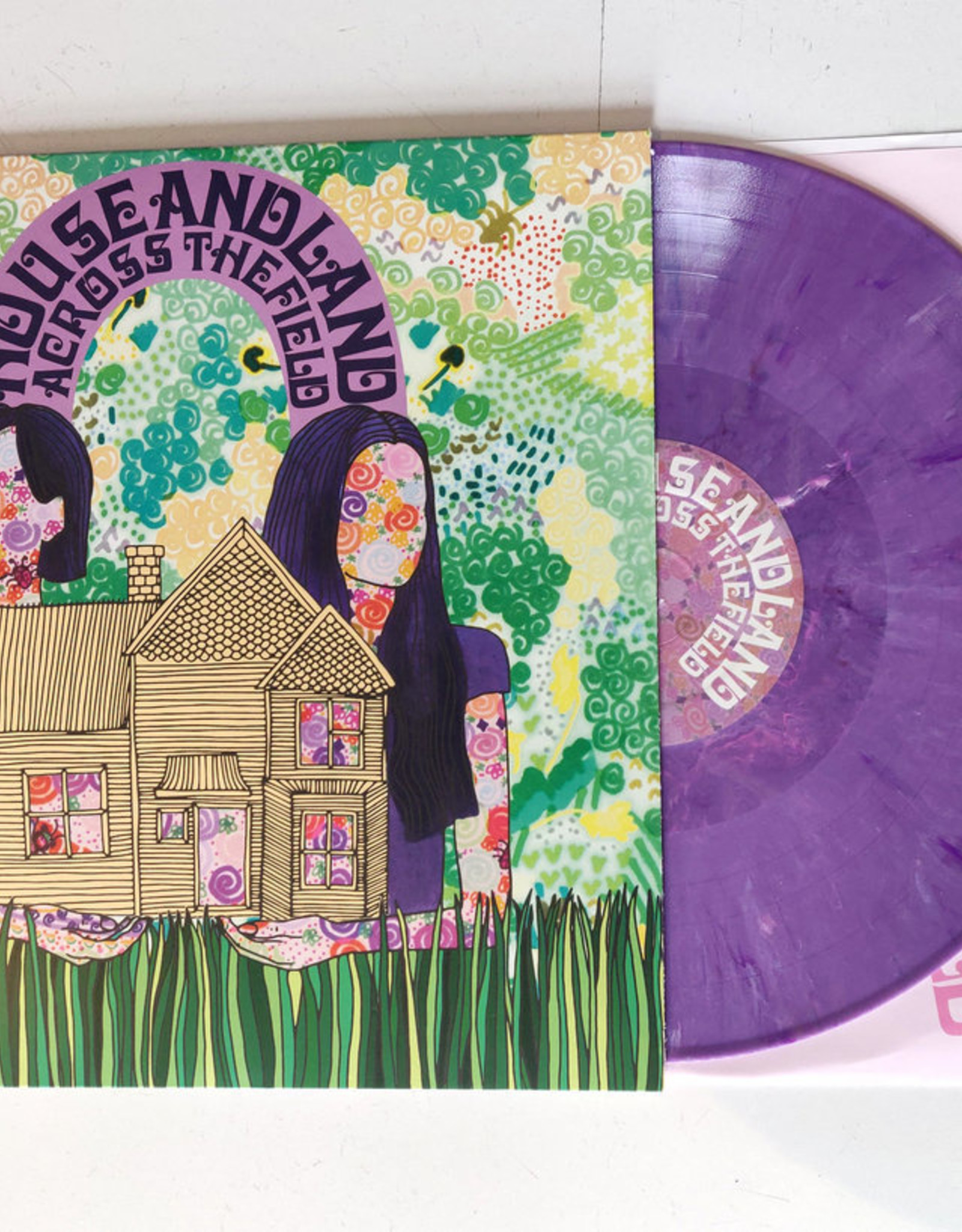 House And Land - Across The Field (Limited Color Vinyl)
