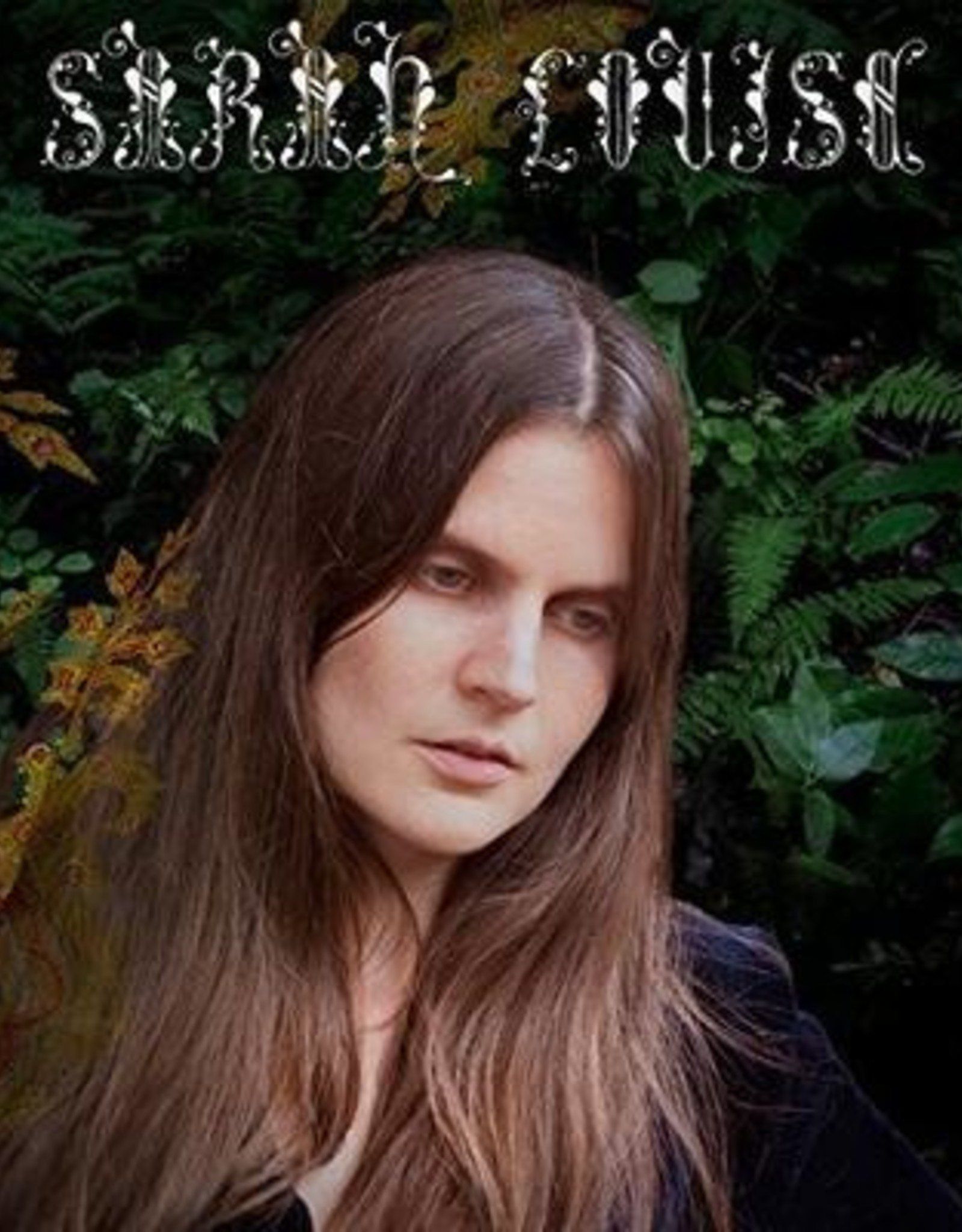 Sarah Louise - Deeper Woods (Limited Orange Vinyl)