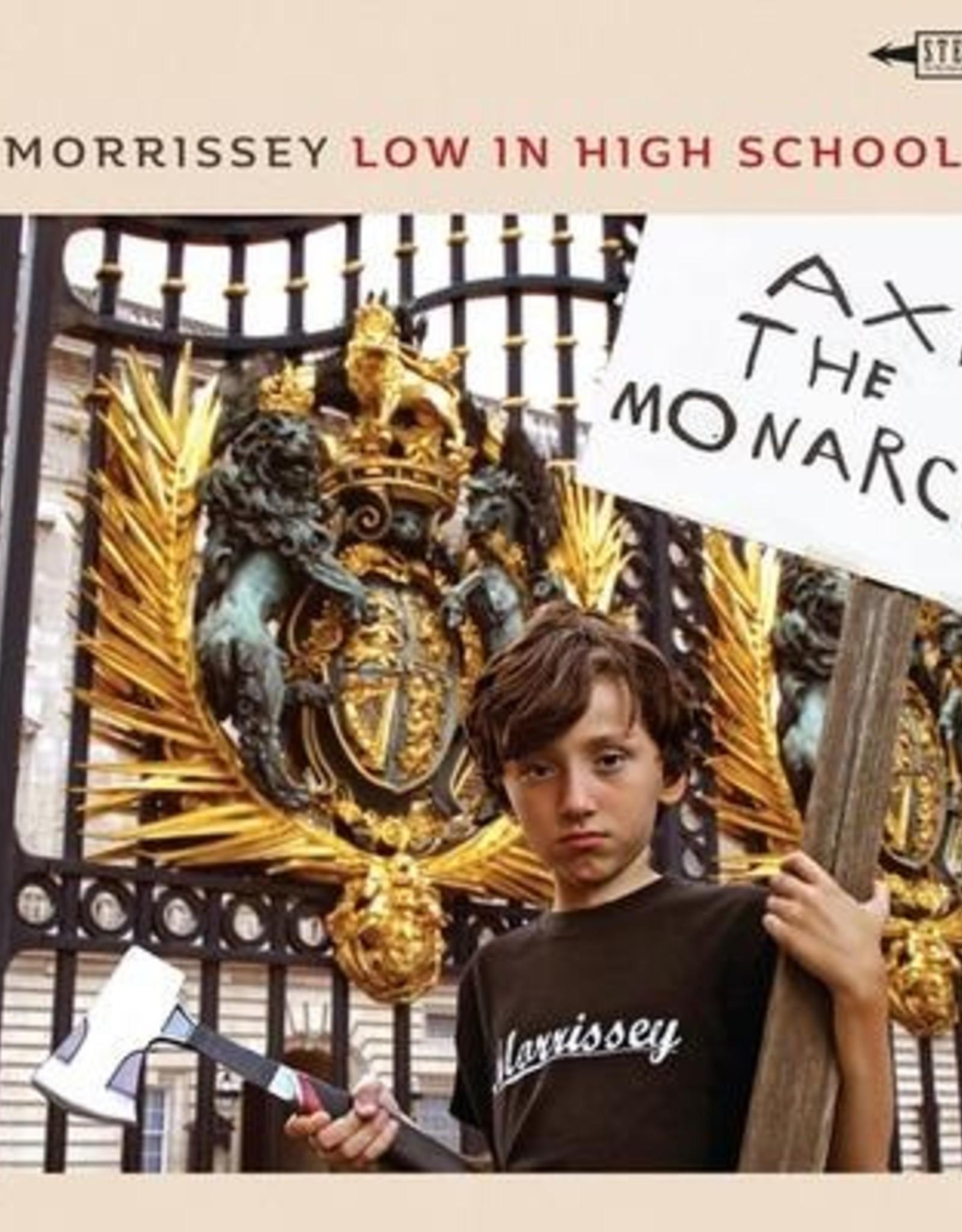 Morrissey - Low In High School (Japanese Version) (Yellow Vinyl)