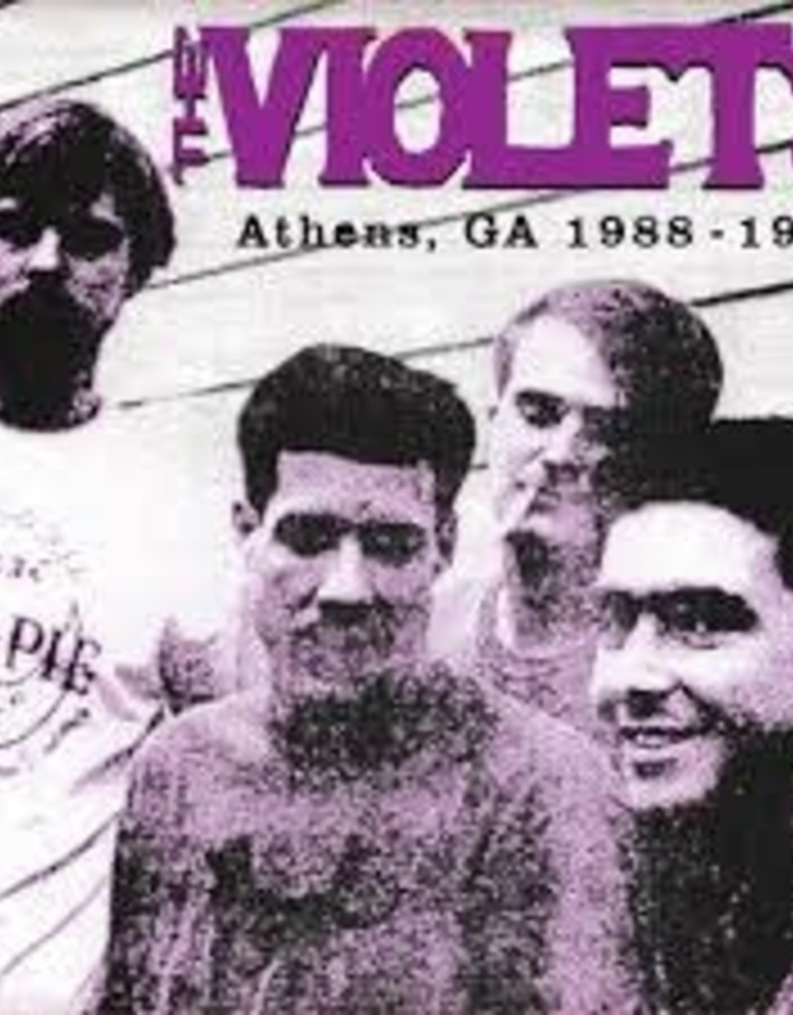 Violets - Athens Georgia 1988-1992 (Violet Vinyl/150G/Insert)  (RSD 2020)