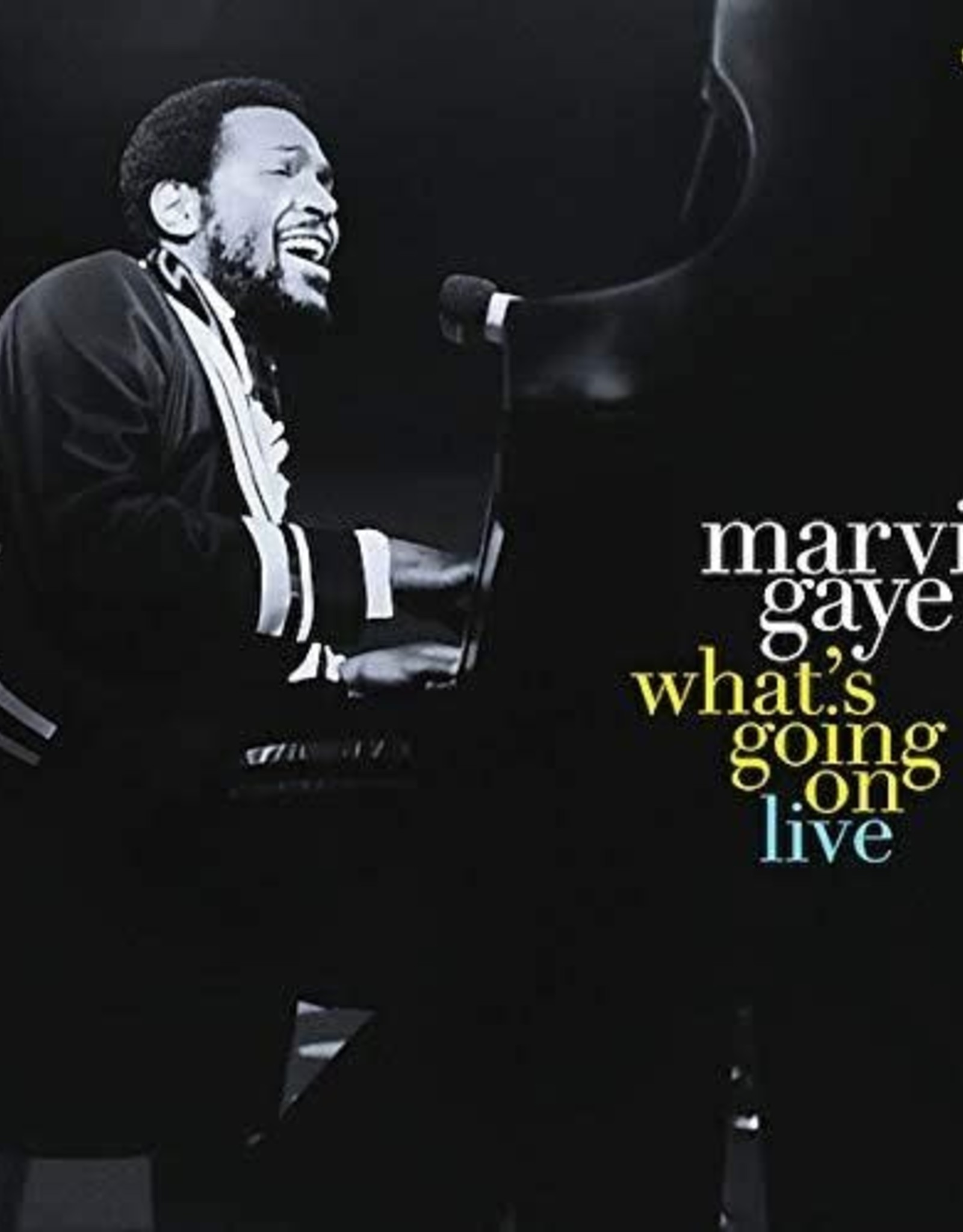 Marvin Gaye - What's Goin On Live (Kennedy Center, 1972)