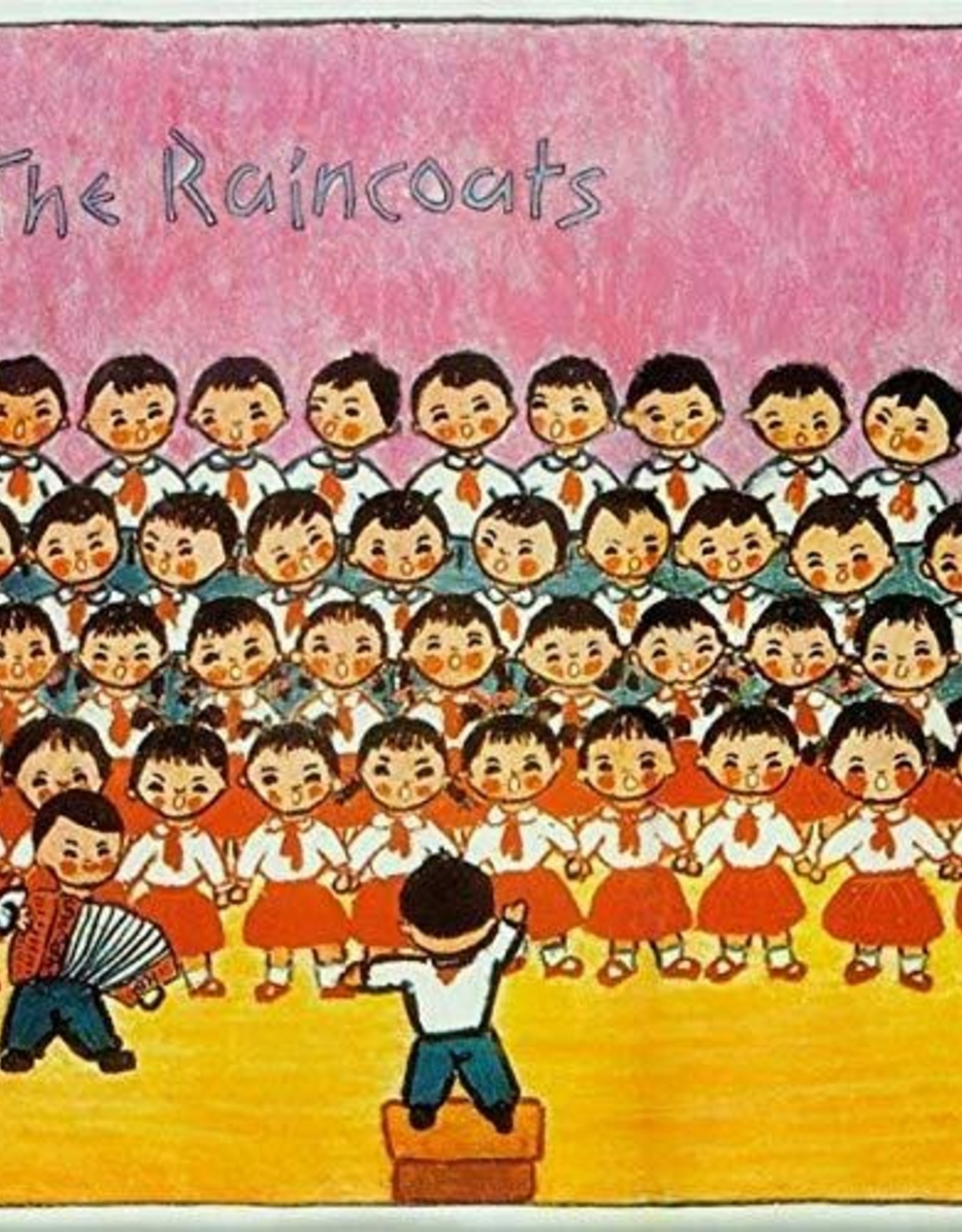 The Raincoats - The Raincoats (40Th Anniversary Edition)(Color Vinyl)