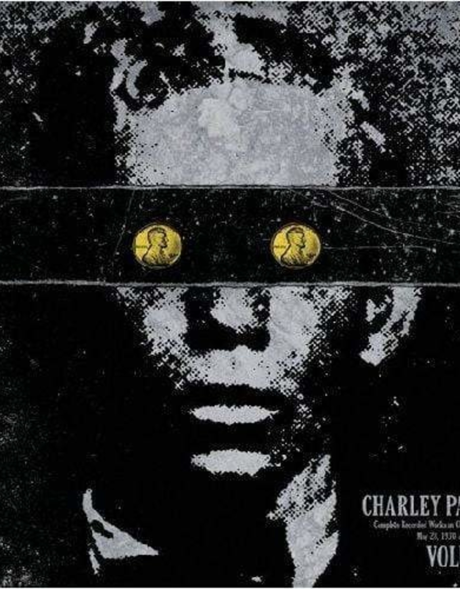 """Charley Patton - The Complete Recorded Works In Chronological Order Volume 4 (12"""" Vinyl)"""