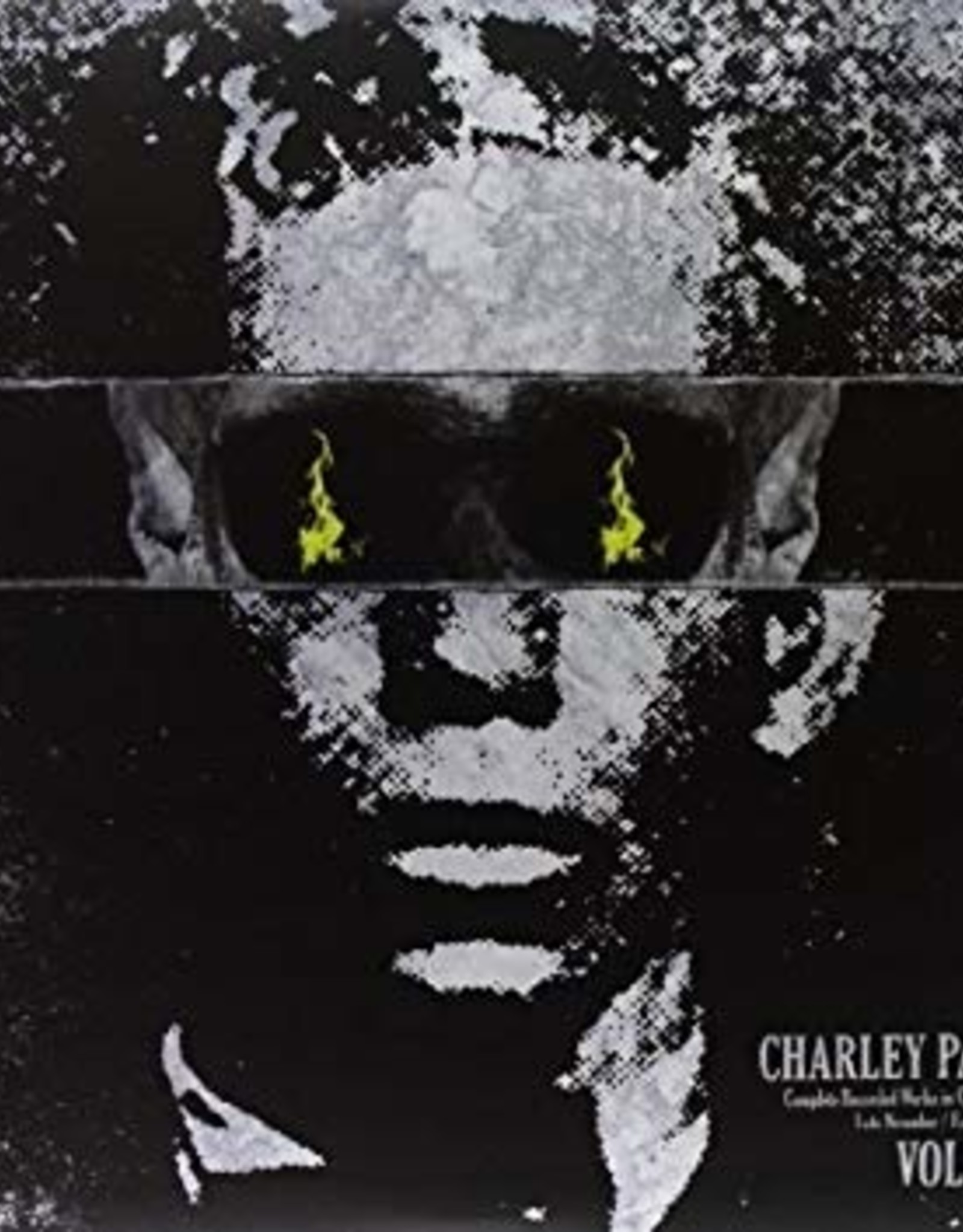 """Charley Patton - The Complete Recorded Works In Chronological Order Volume 2 (12"""" Vinyl)"""