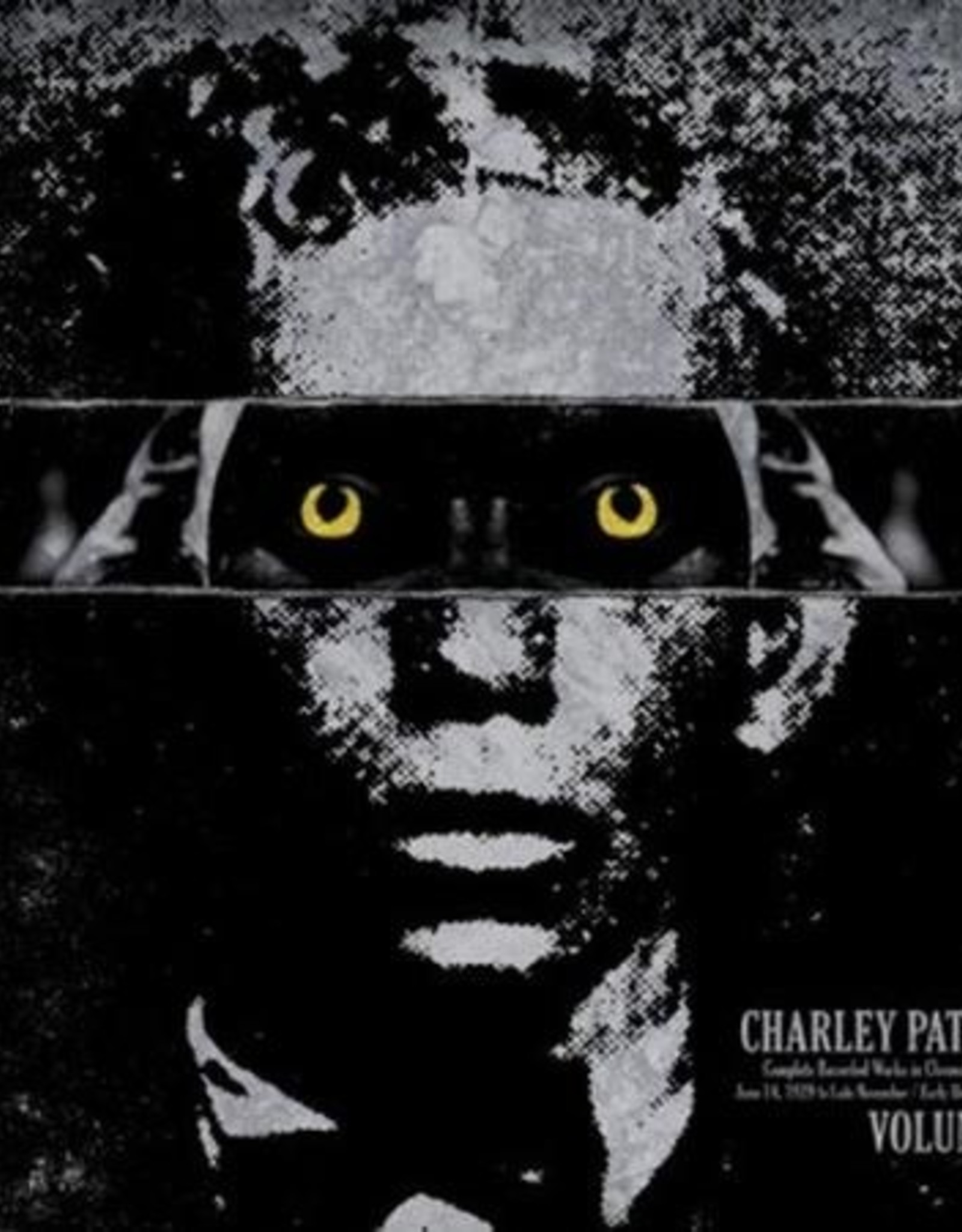 "Charley Patton - The Complete Recorded Works In Chronological Order Volume 1 (12"" Vinyl)"