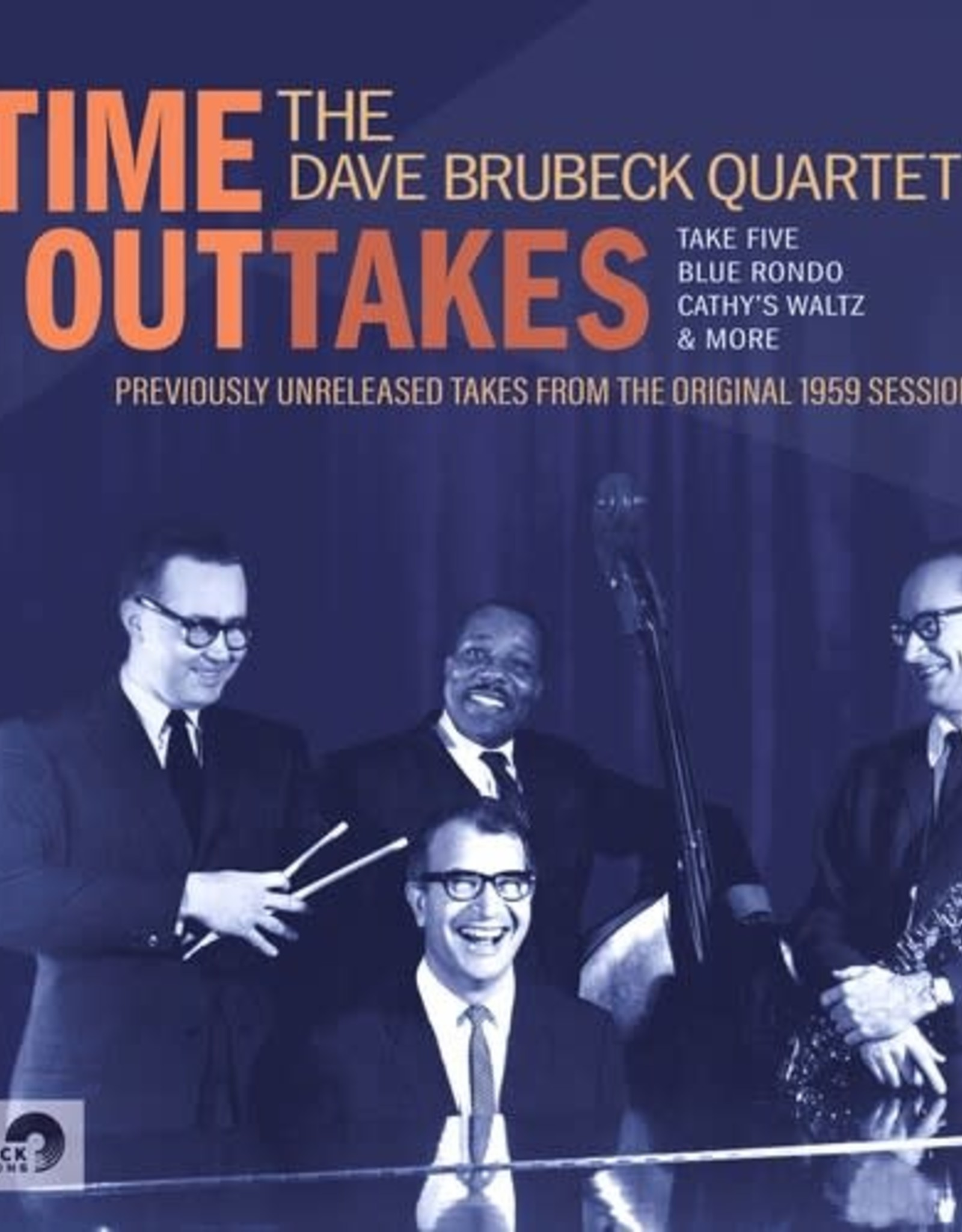 Dave Brubeck - Time Outtakes (Previously Unreleased Takes From the Original 1959 Sessions)
