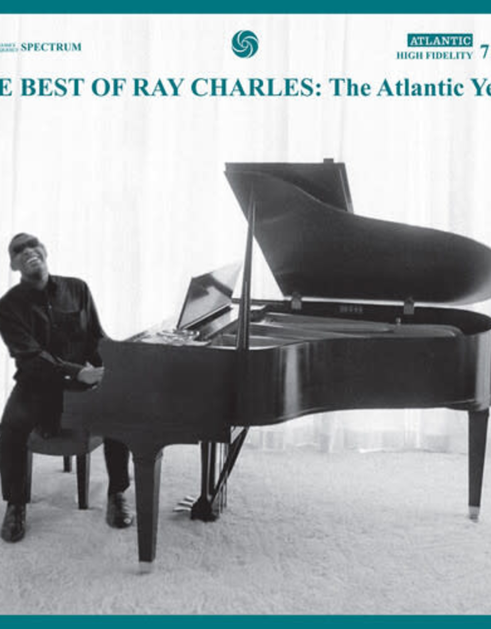 Ray Charles - The Best Of Ray Charles: The Atlantic Years (2LP)(White Vinyl)