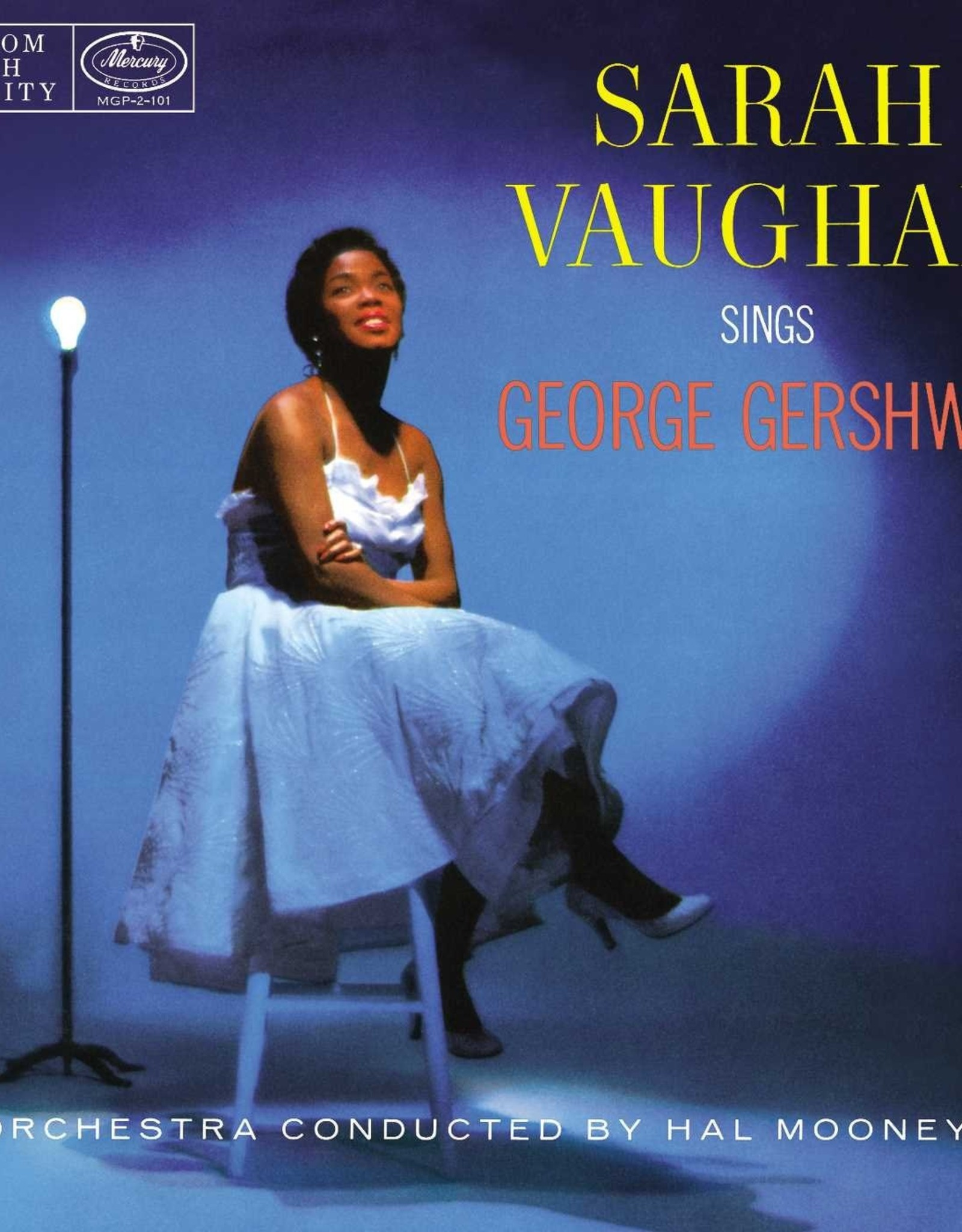 Sarah Vaughan - Sarah Vaughan Sings George Gershwin