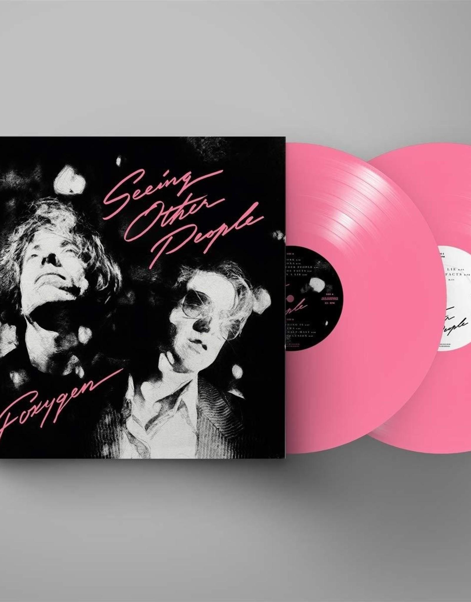 Foxygen - Seeing Other People' (Pink 2X Vinyl Lp)