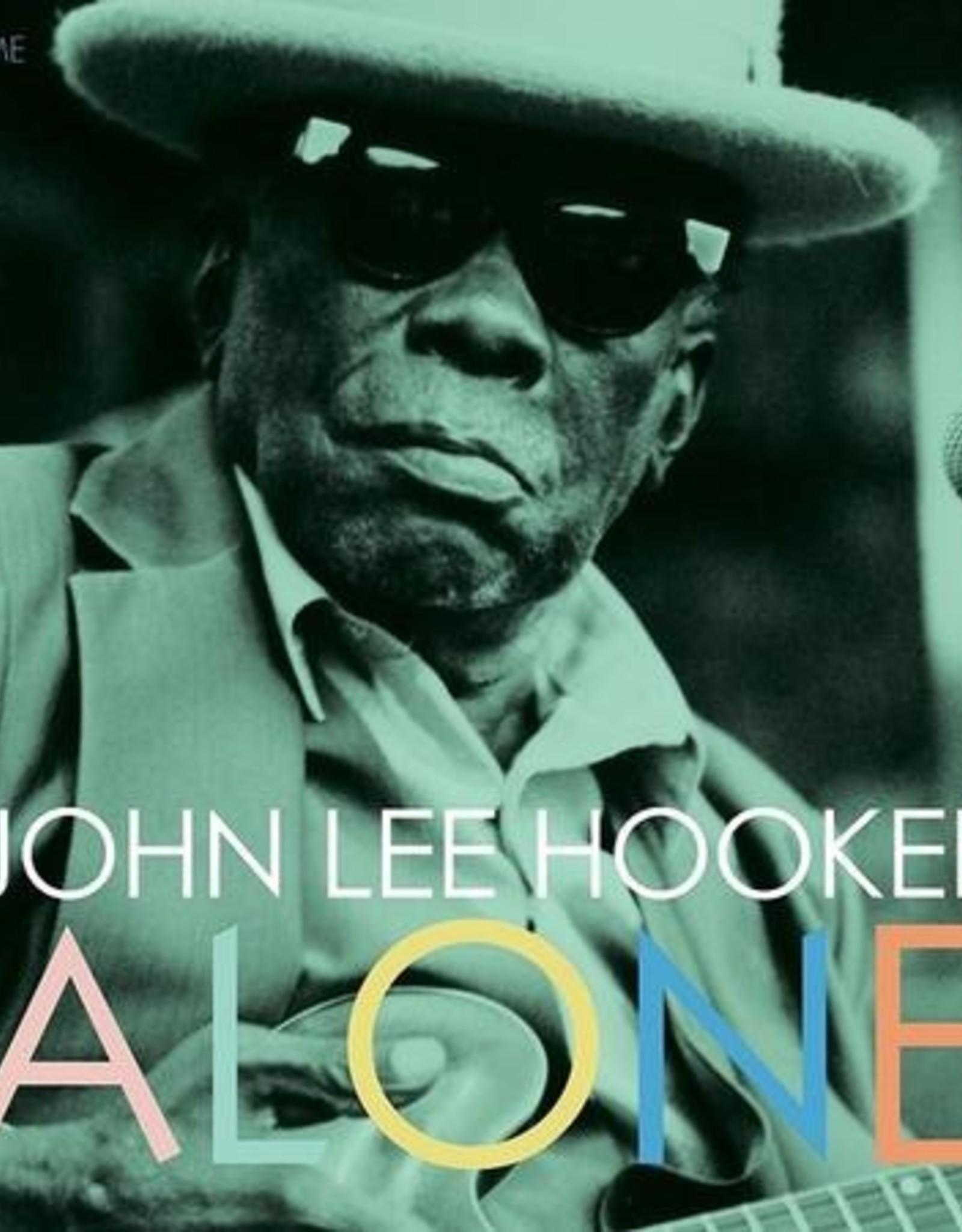 John Lee Hooker - Alone vol 1