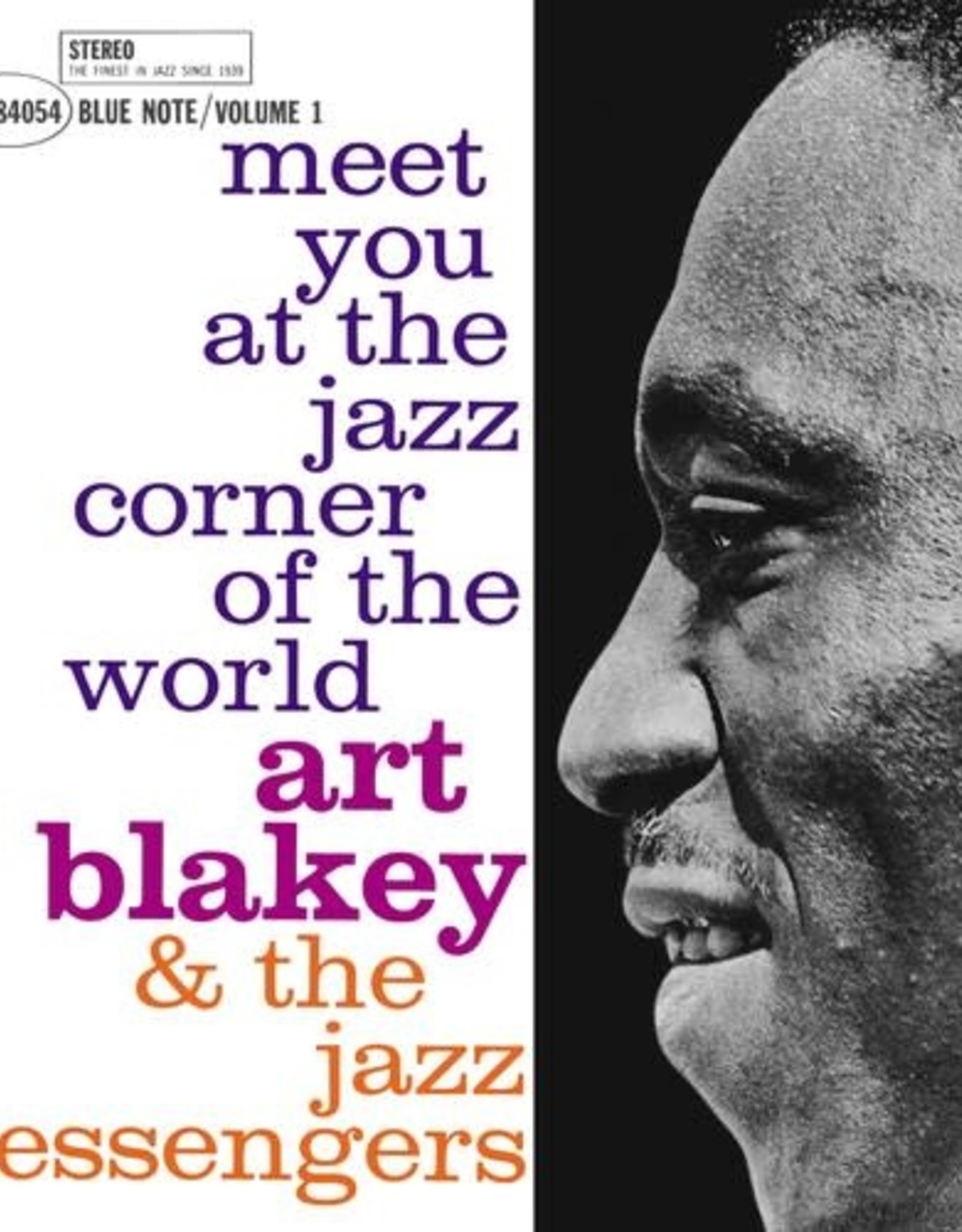 Art Blakey and the Jazz Messengers - Meet You At The Jazz Corner Of The World, Vol. 1