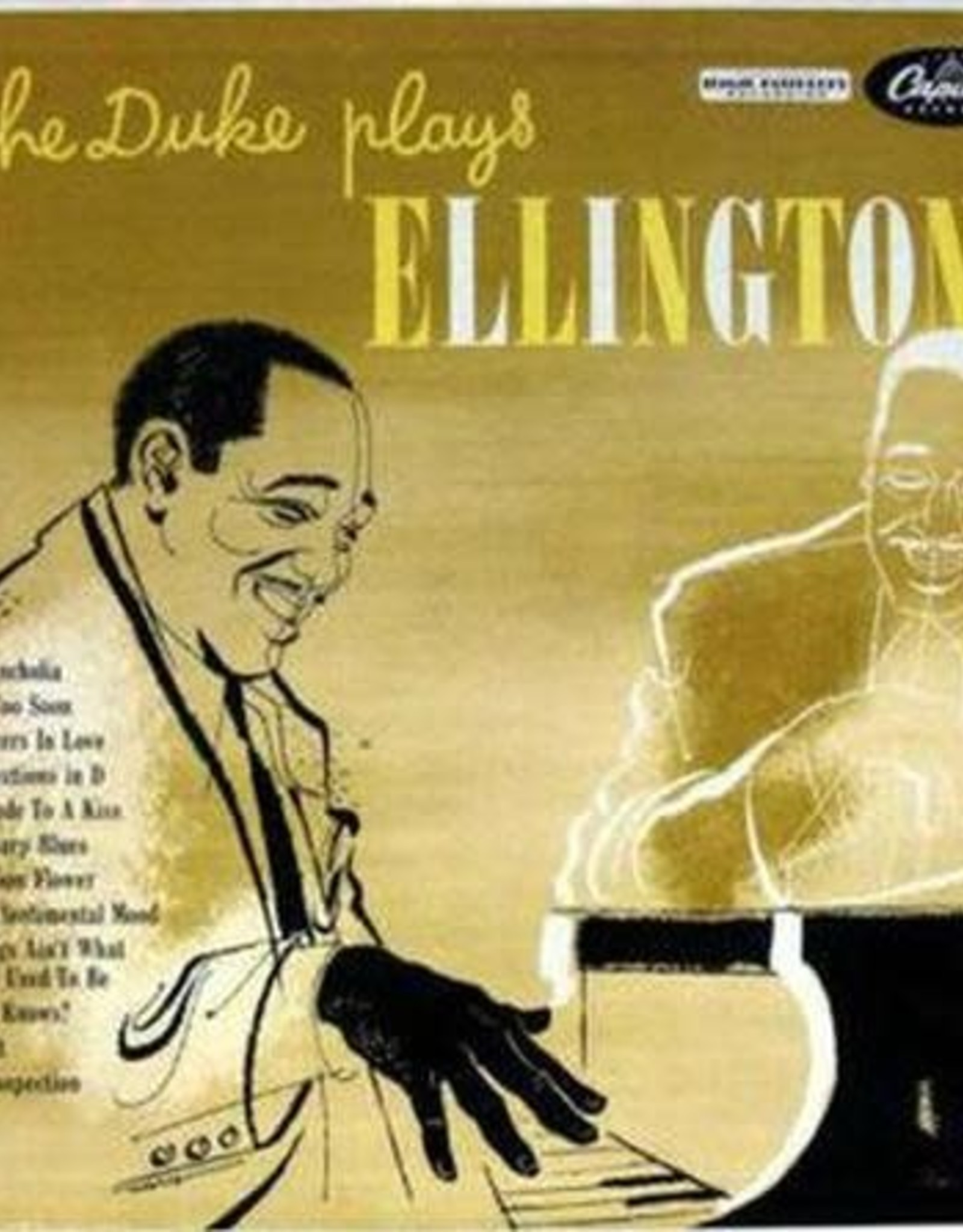 Duke Ellington -  The Duke Plays Ellington