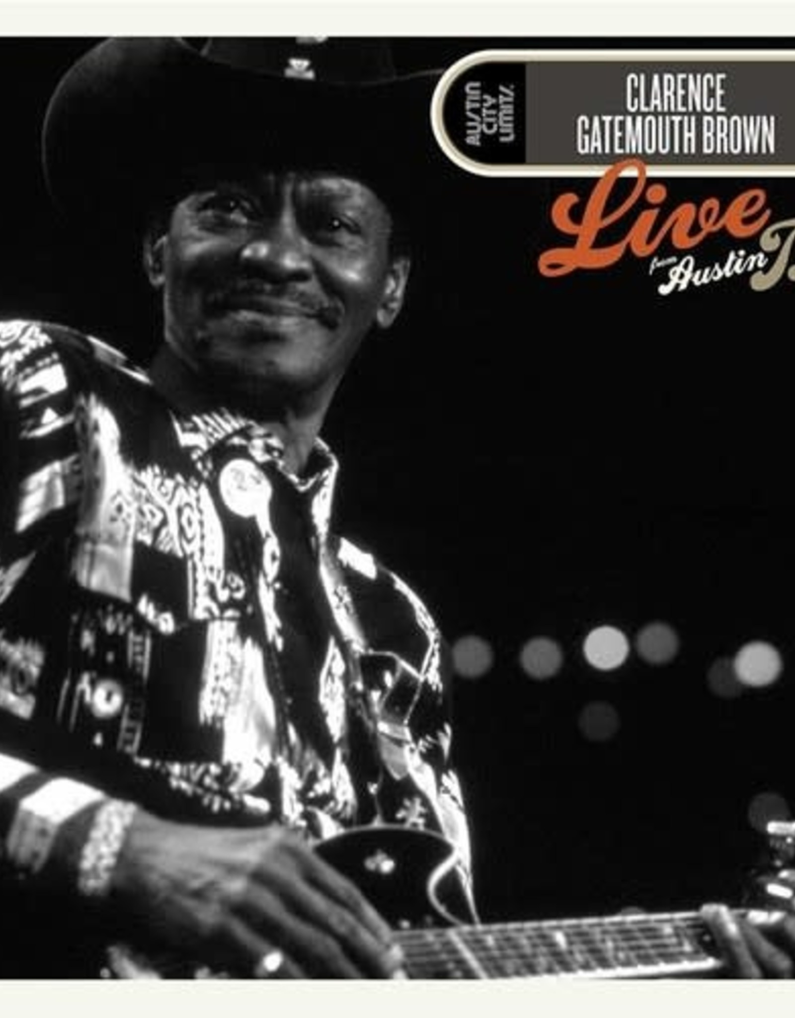 Clarence Gatemouth Brown - Live From Austin, Tx