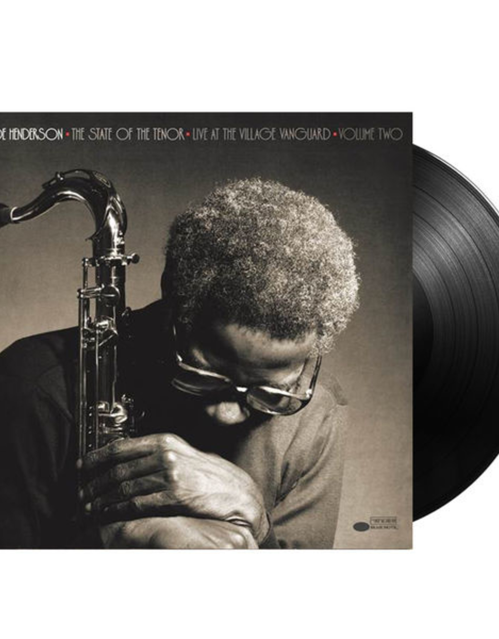 Joe Henderson - State Of The Tenor-Live At The Village Gate