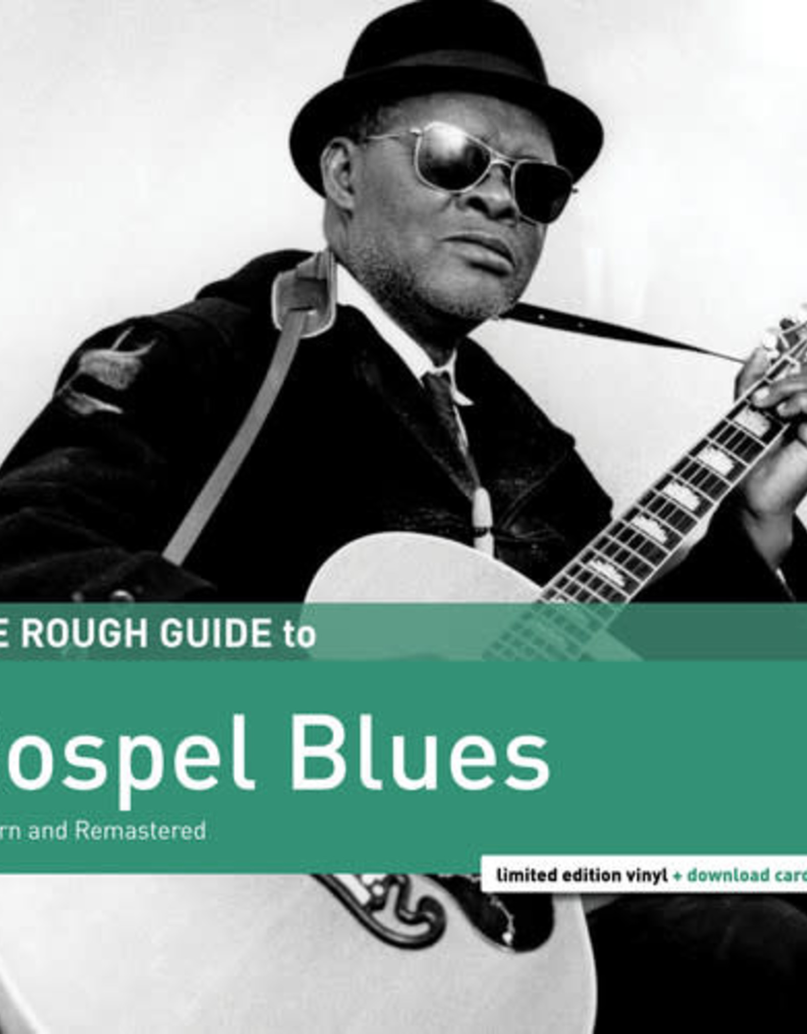 Rough Guide to Gospel Blues