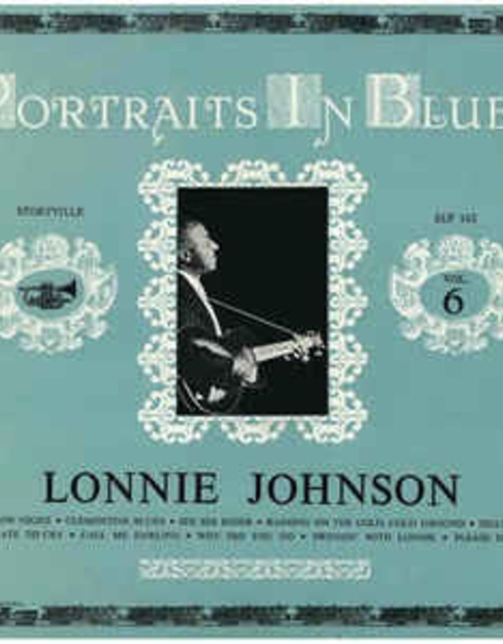 Lonnie Johnson - Portraits In Blues Vol. 6