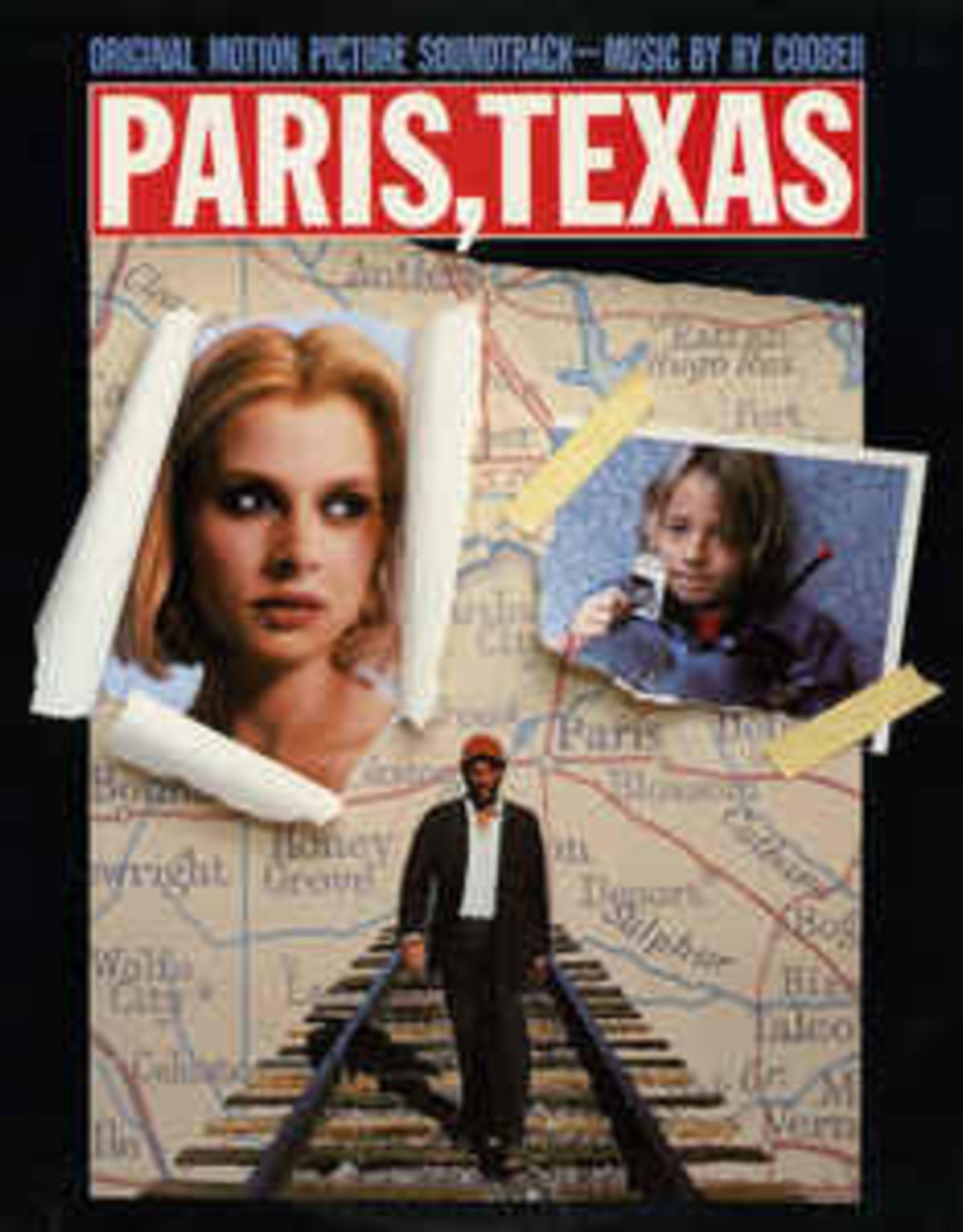 Ry Cooder - Paris, Texas�Original Motion Picture Soundtrack (Limited Clear Vinyl Edition)