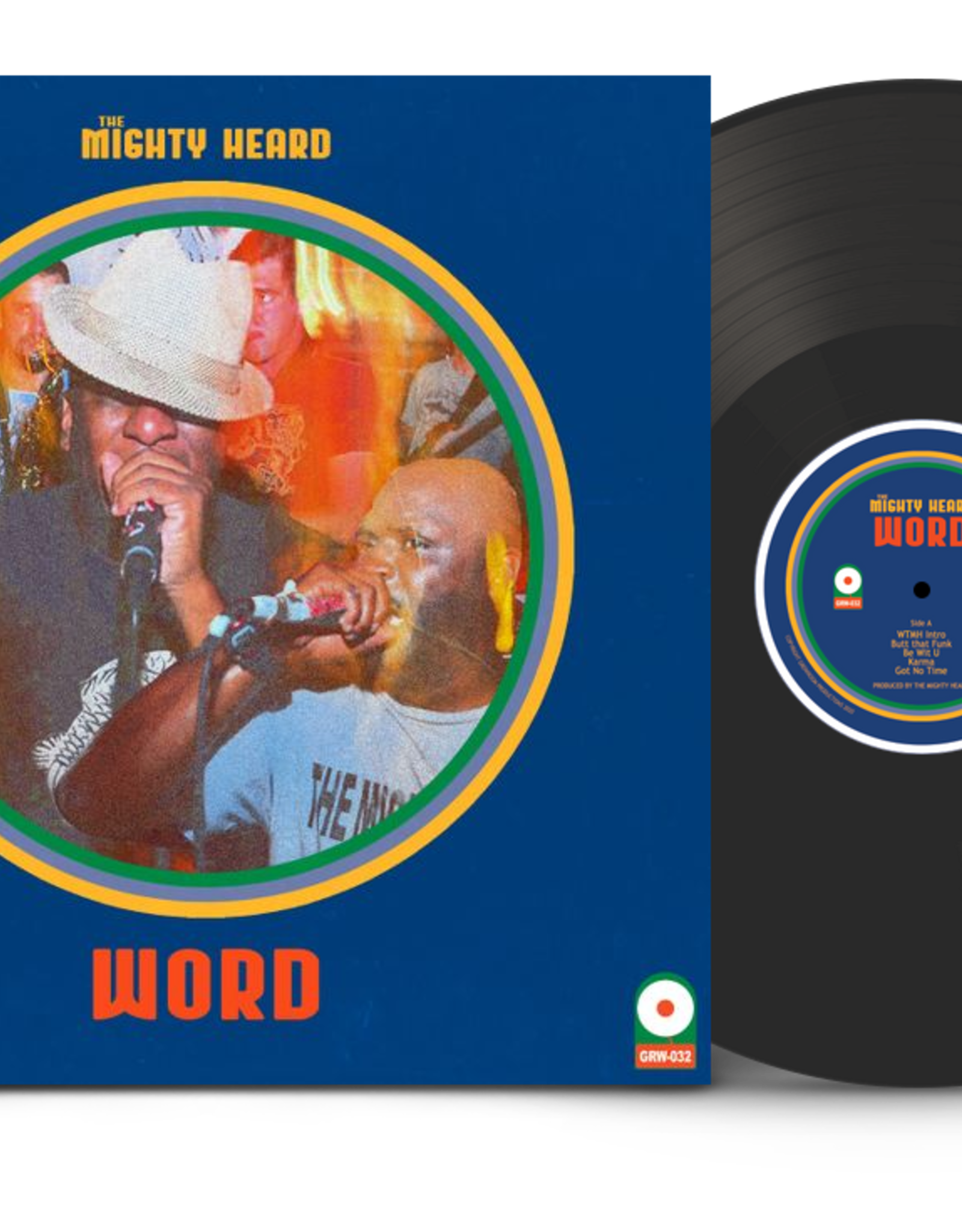 The Mighty Heard - Word