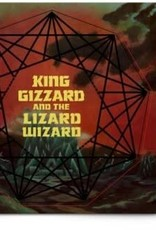 King Gizzard and the LIzard Wizard - Nonagon Infinity (Colored Vinyl, Yellow, Red, Black, 180 Gram Vinyl)