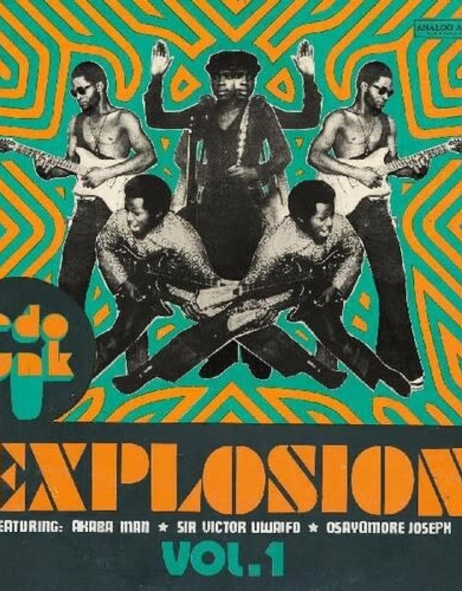 Edo Funk Explosion Vol. 1 - Various Artists