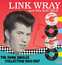 Link Wray - The Swan Singles Collection 1963-1967