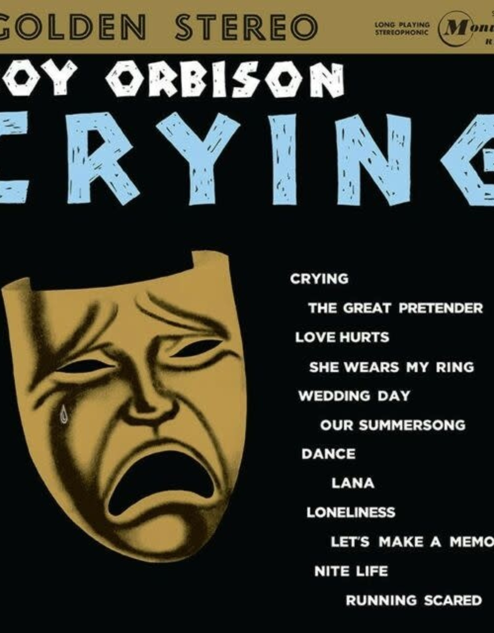 Roy Orbison - Crying (2 Lp, 200 Gram, 45 Rpm)