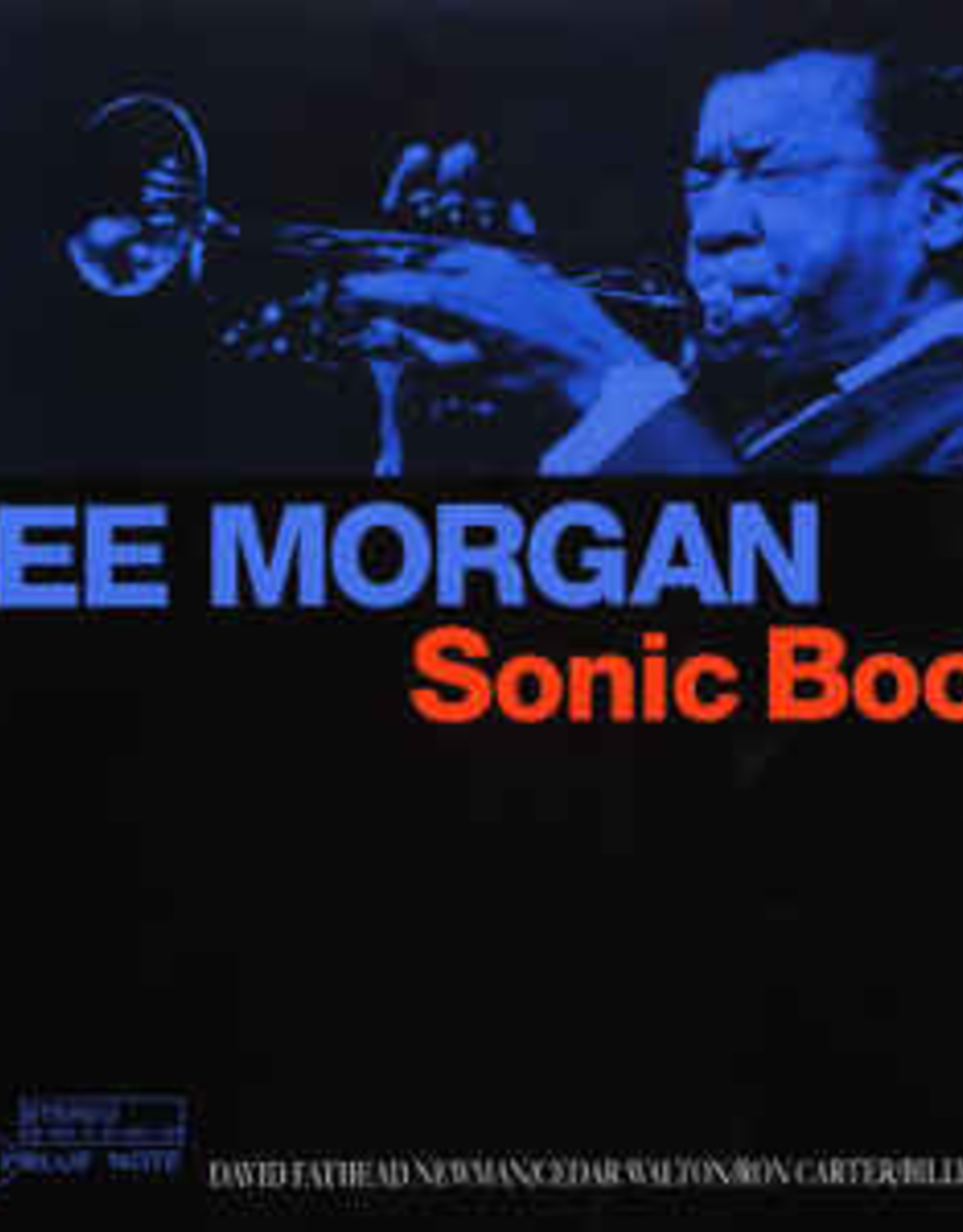 Lee Morgan - Sonic Boom