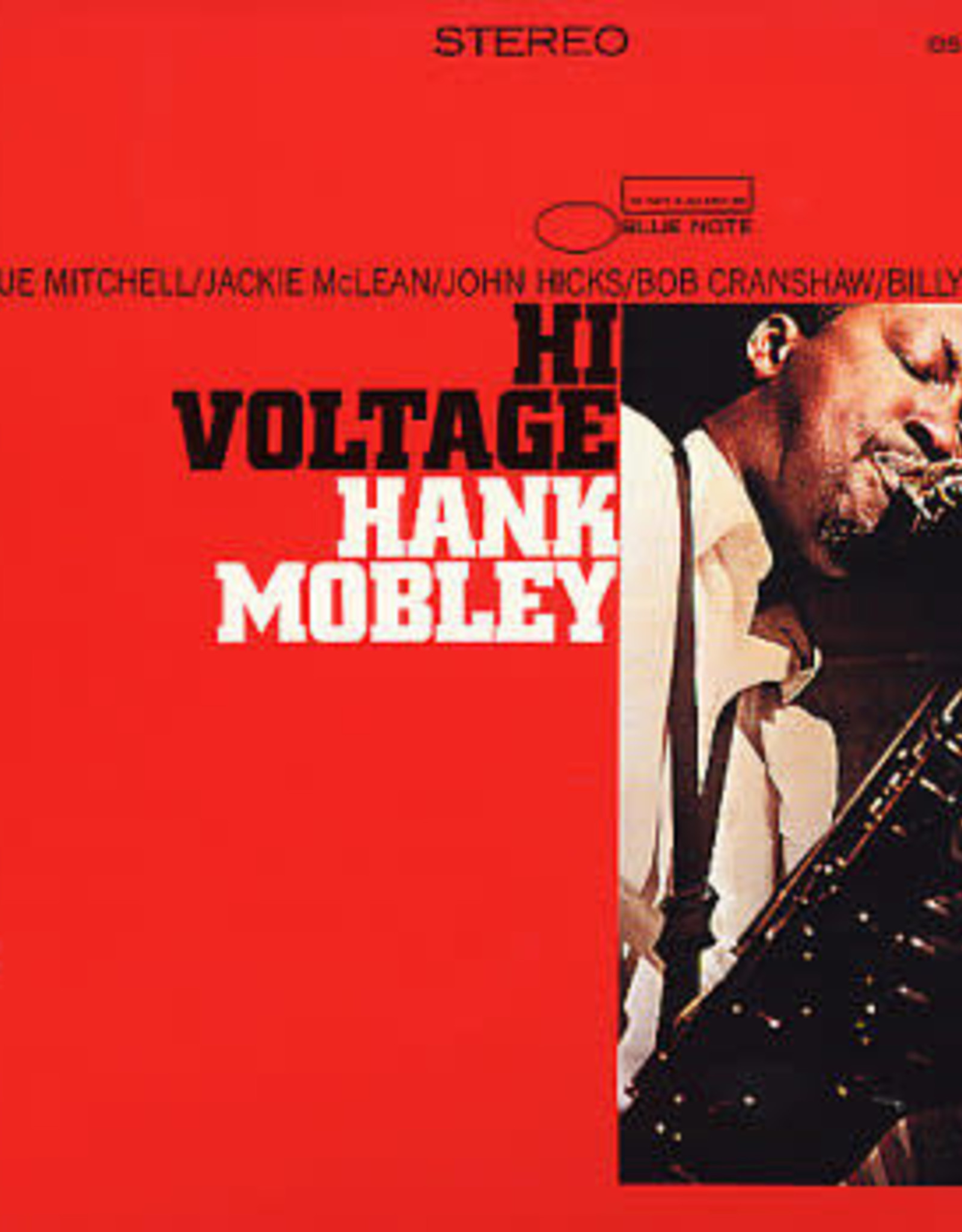 Hank Mobley - High Voltage